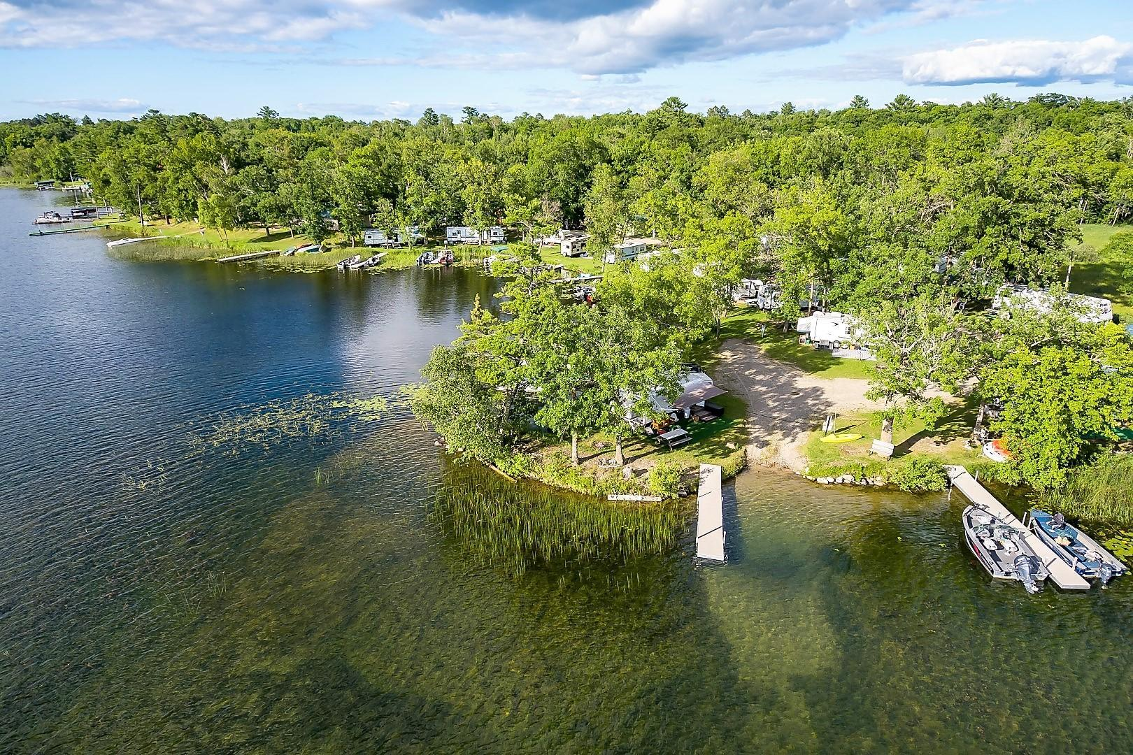 4755 Alder Lane NW Property Photo - Hackensack, MN real estate listing
