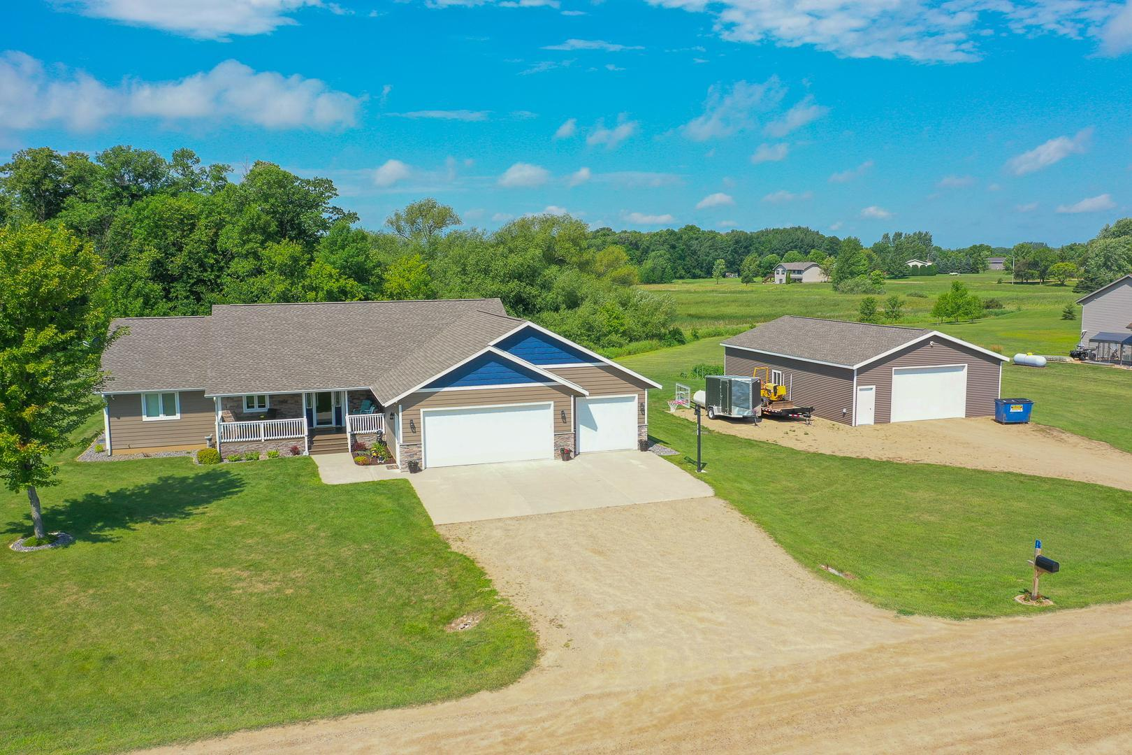 11202 Cable Circle Property Photo - Osakis, MN real estate listing