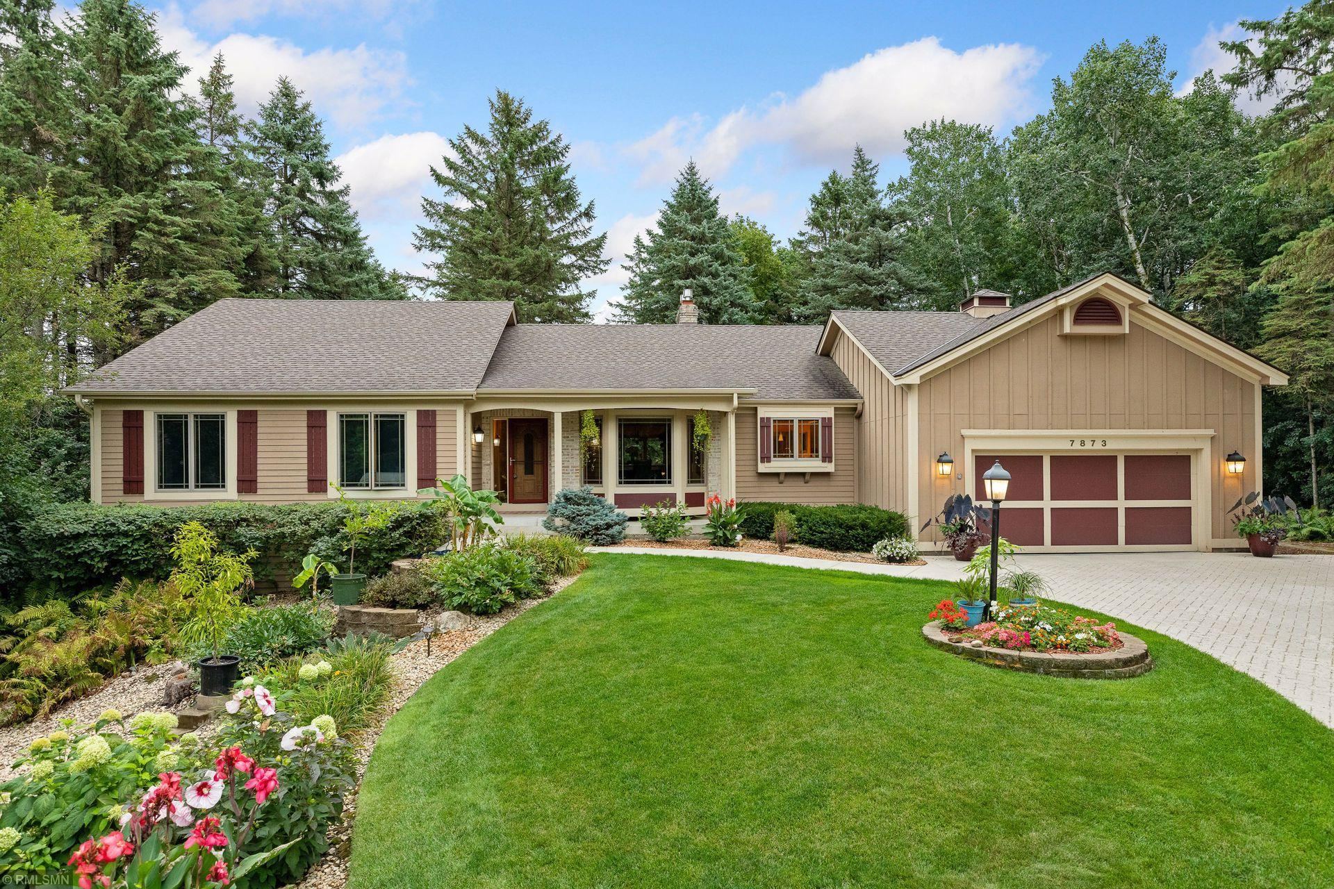 7873 Somerset Court Property Photo - Woodbury, MN real estate listing