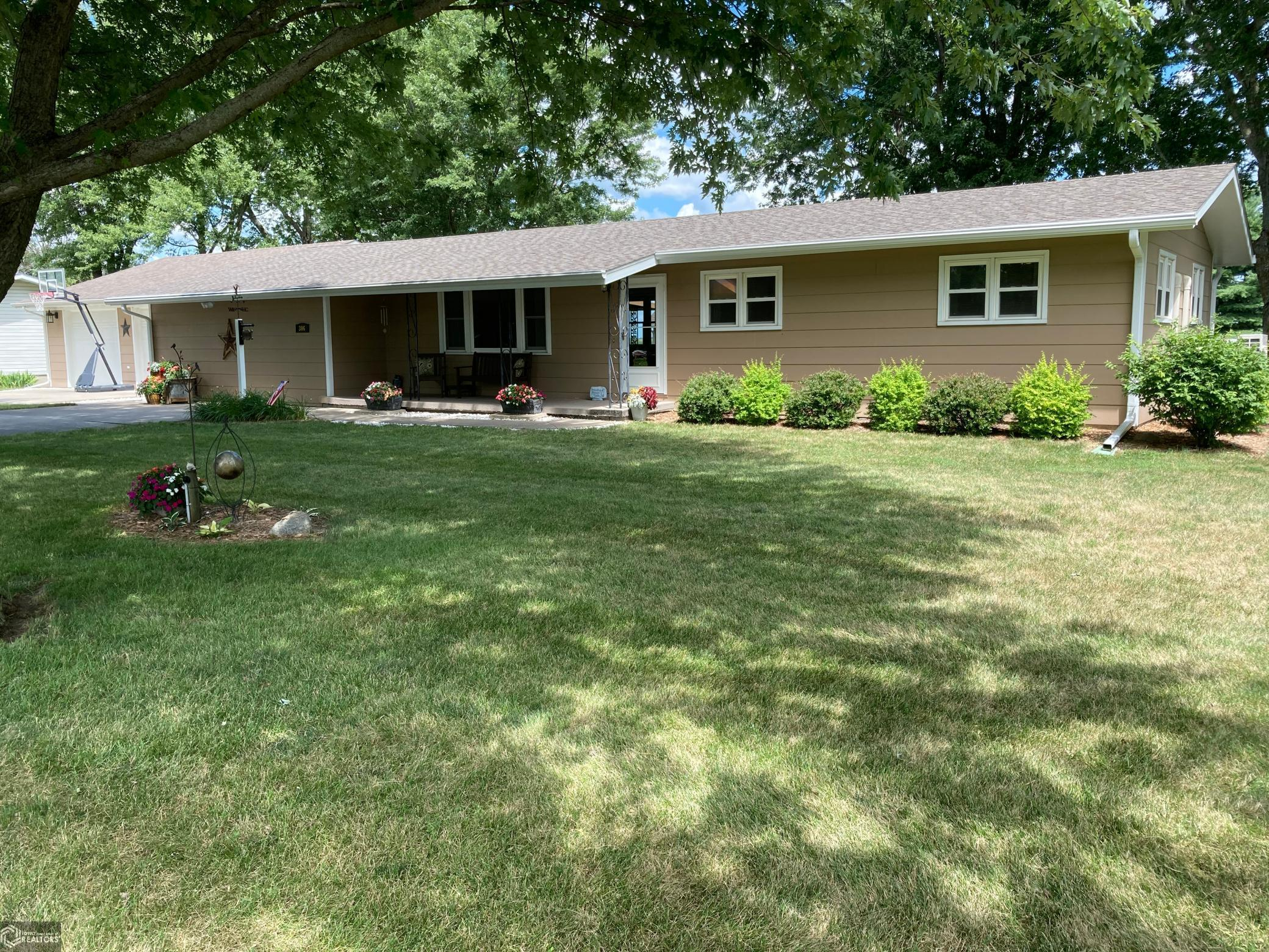 306 6th Street Property Photo - Humeston, IA real estate listing
