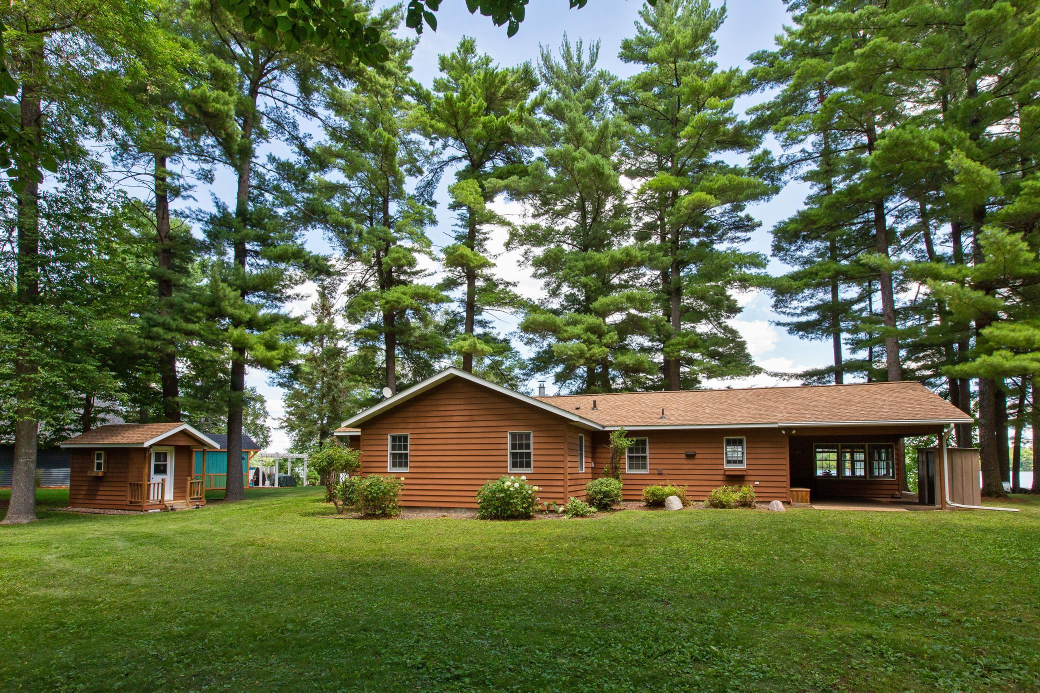 22604 Assembly Drive Property Photo - Grantsburg, WI real estate listing
