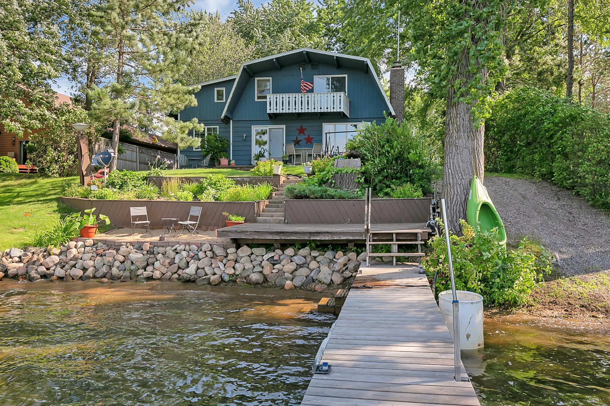 27703 Hidden Cove Road Property Photo - Cold Spring, MN real estate listing