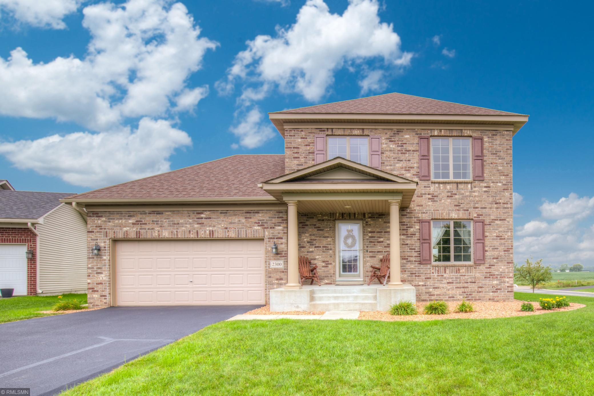 2300 Wickenhauser Circle Property Photo - Cologne, MN real estate listing