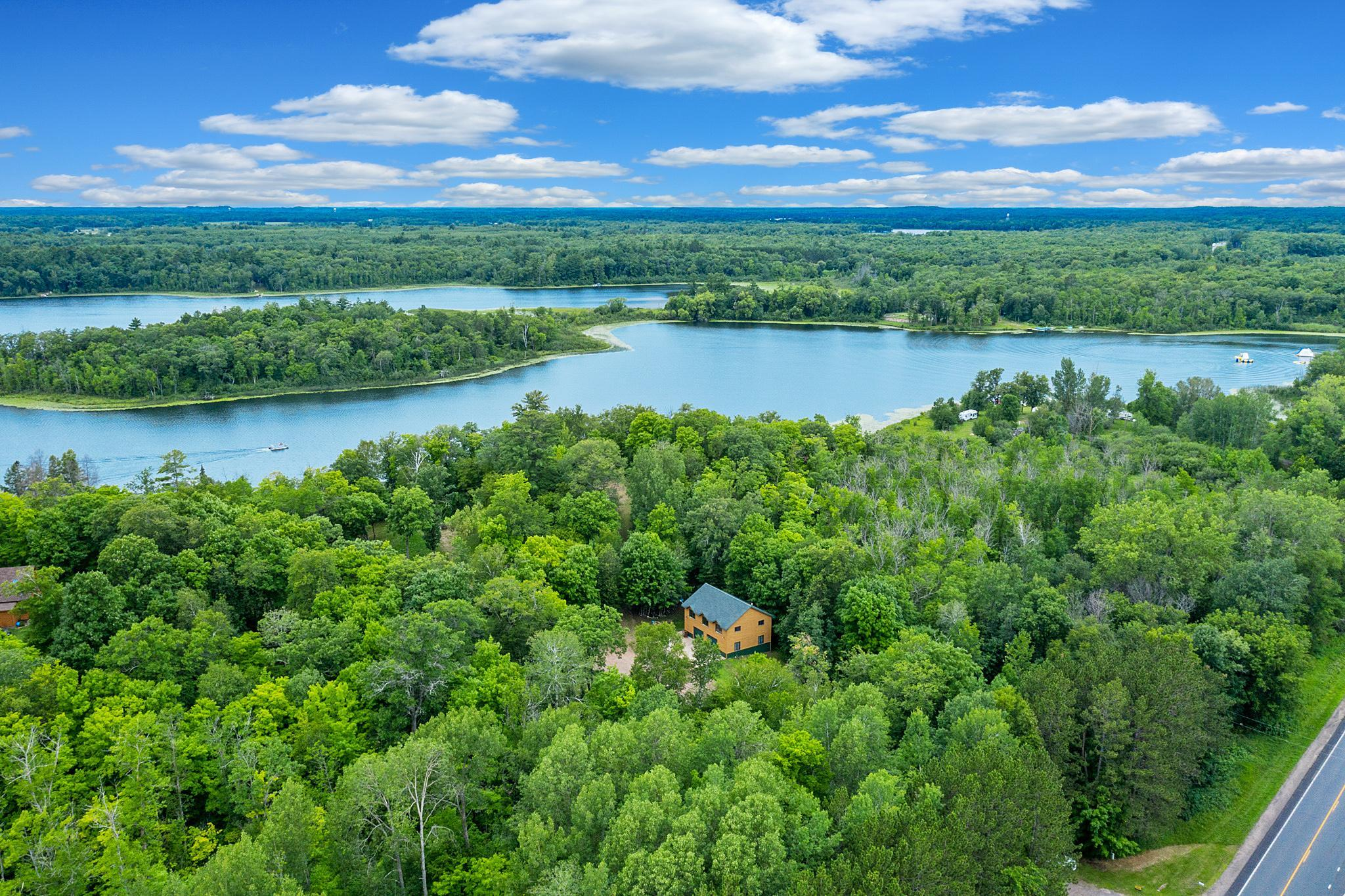 24646 Portage View Property Photo - Deerwood, MN real estate listing