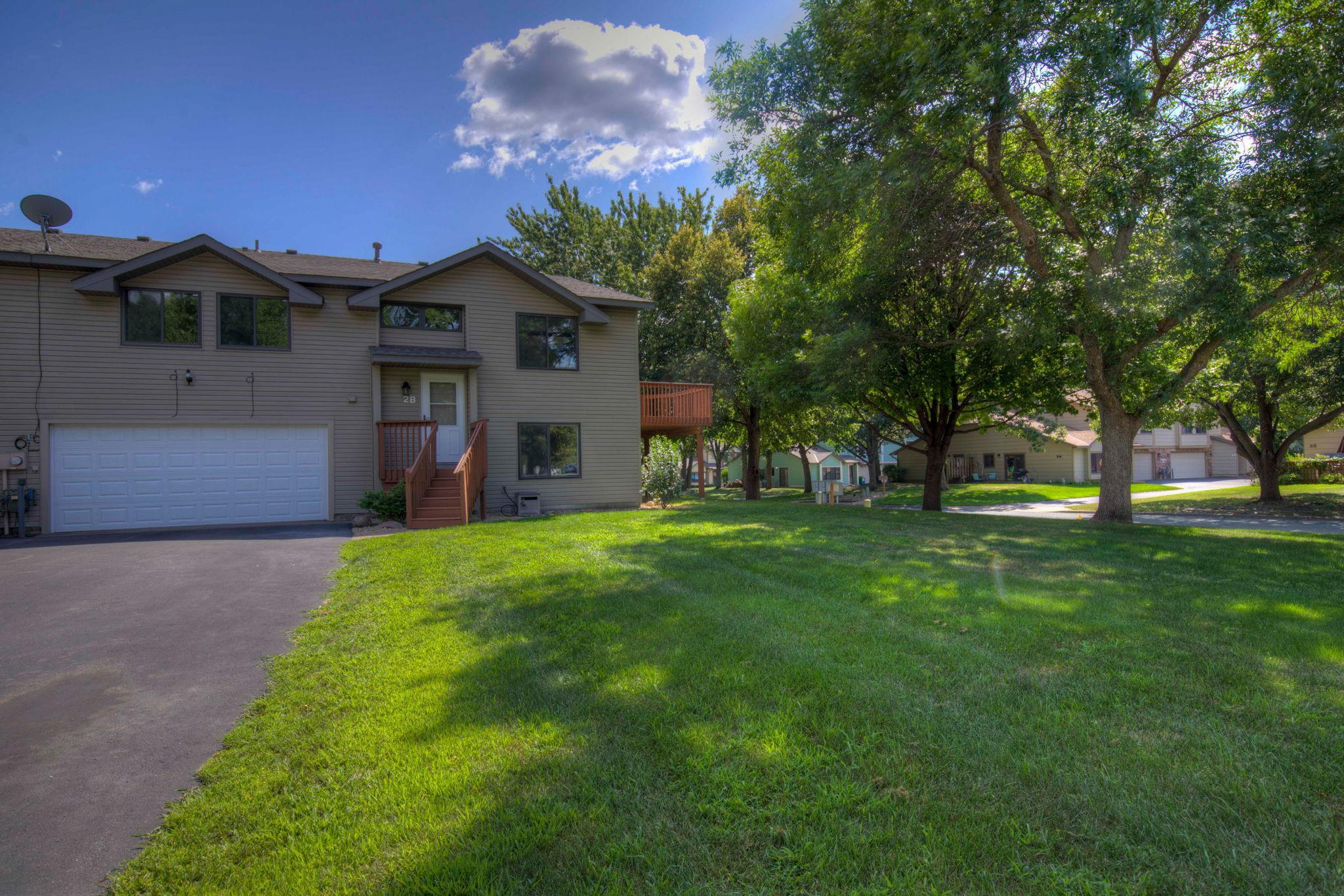 2B Shady Way Property Photo - Circle Pines, MN real estate listing