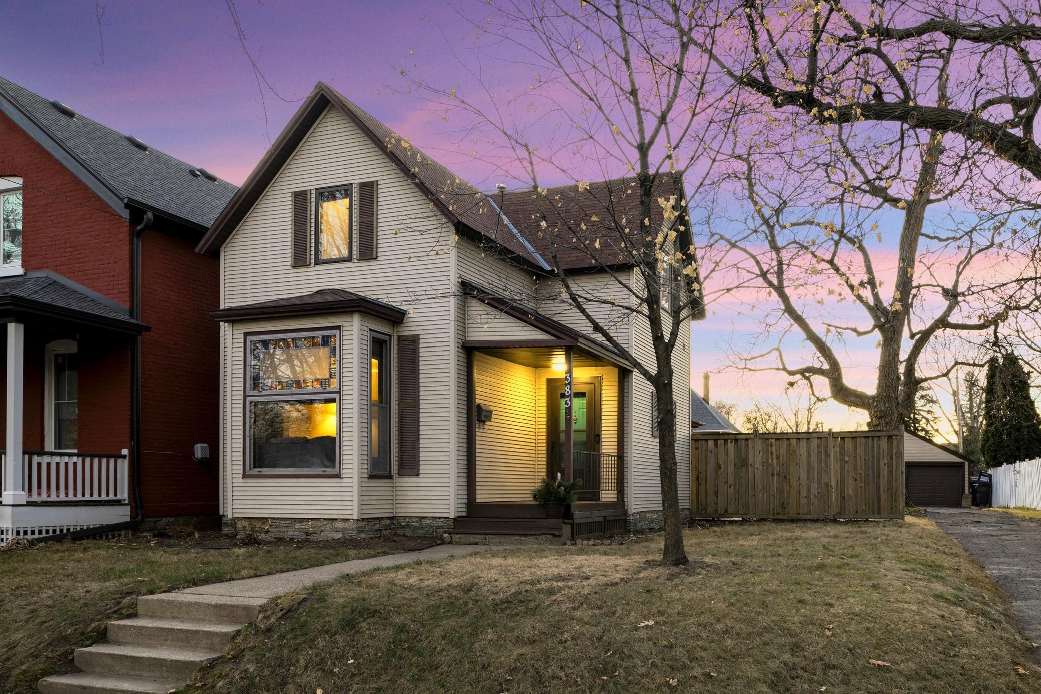 383 Winslow Avenue Property Photo - Saint Paul, MN real estate listing