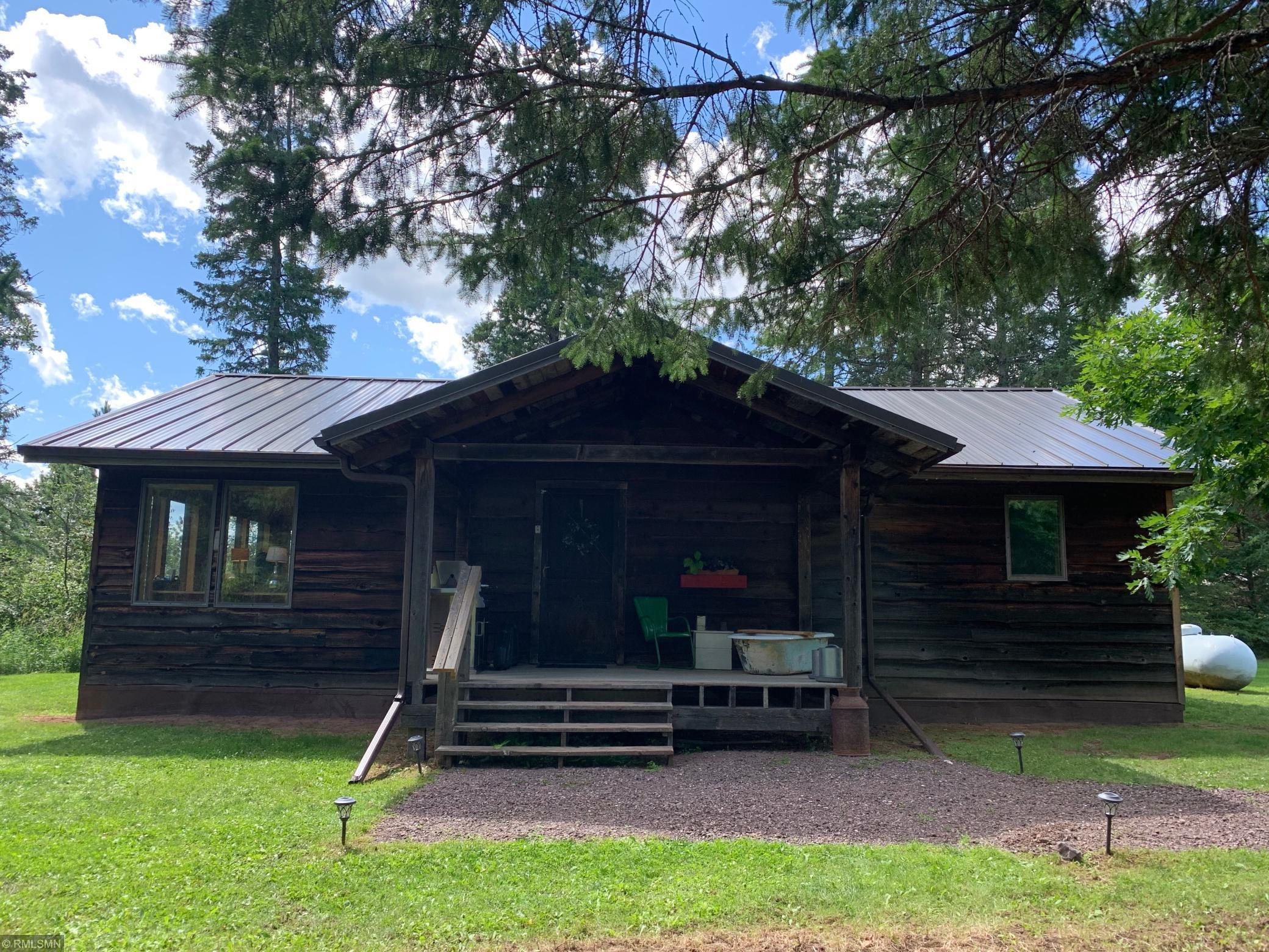 4015 County Line Road Property Photo - Sturgeon Lake, MN real estate listing