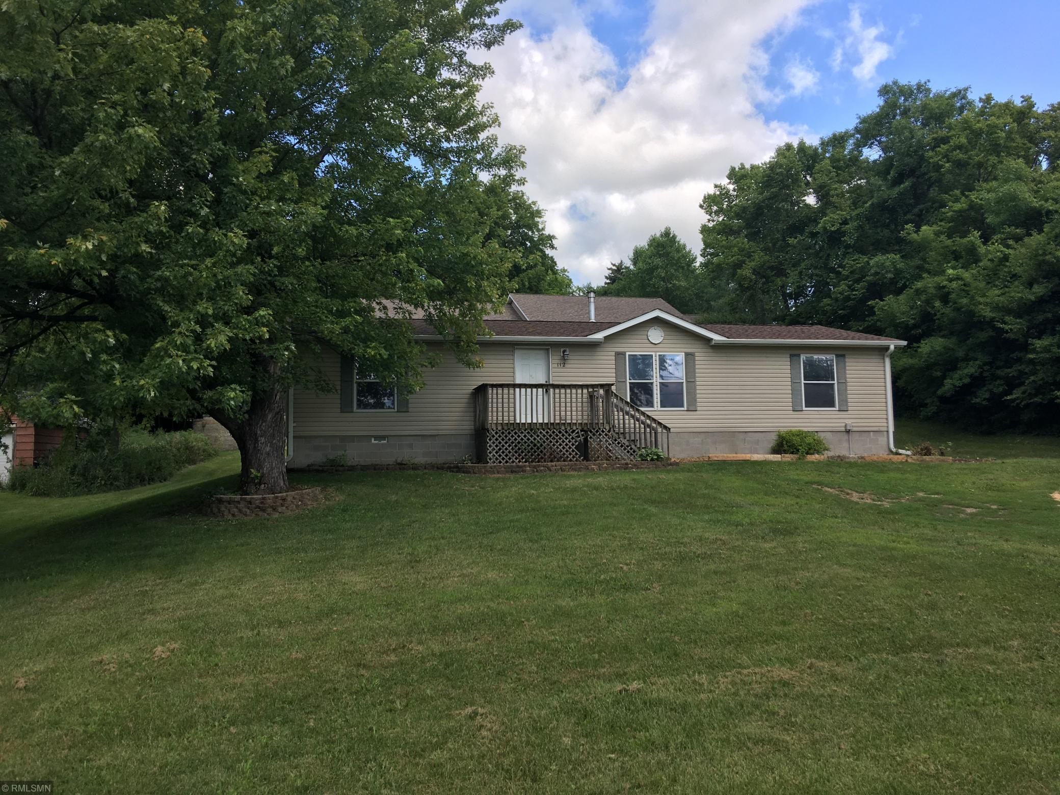 112 Park Avenue NE Property Photo - Elysian, MN real estate listing