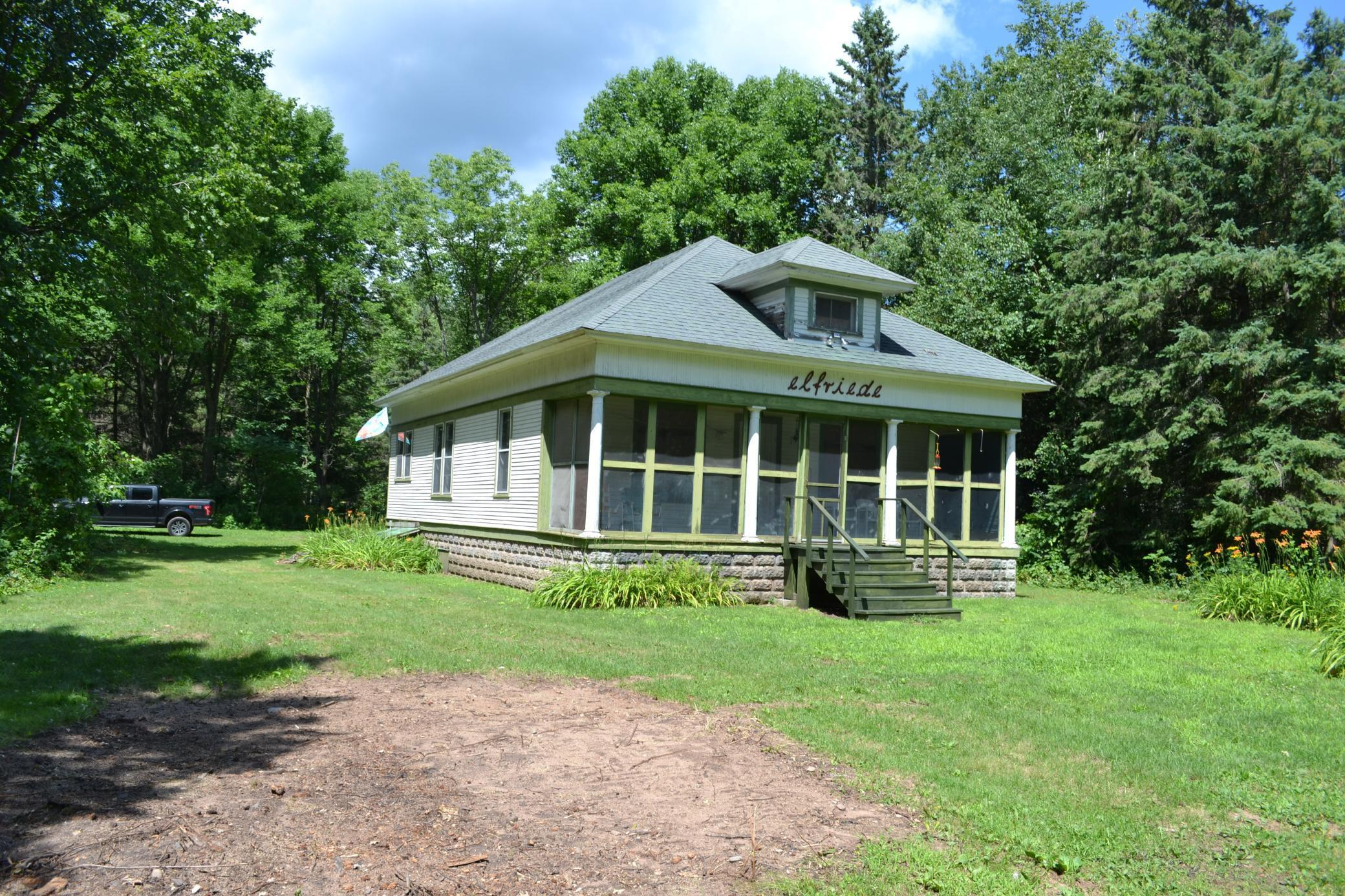 7124 N Thoroughfare Road Property Photo - Bass Lake Twp, WI real estate listing