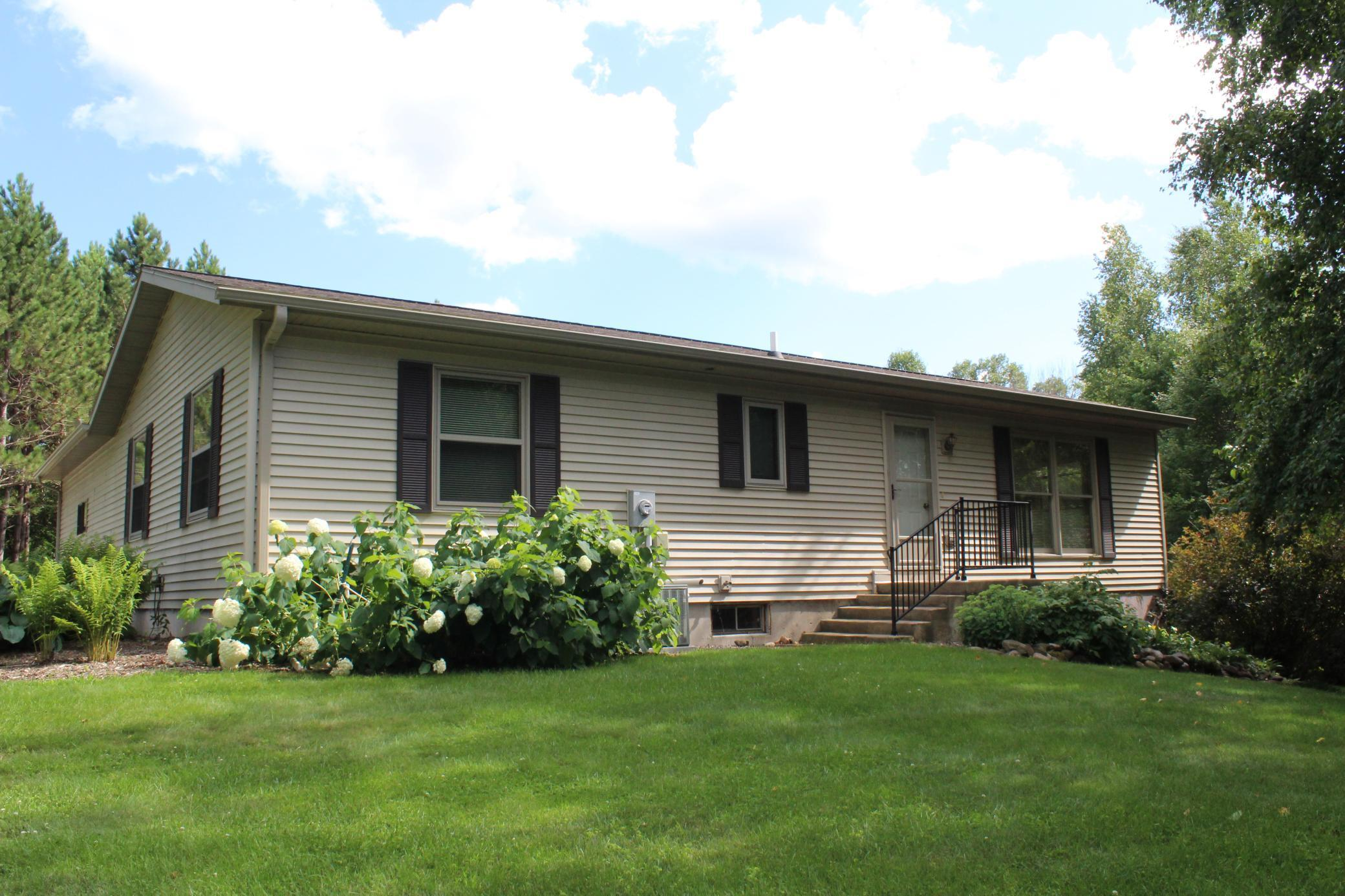 W4875 County Highway B Property Photo - Madge Twp, WI real estate listing