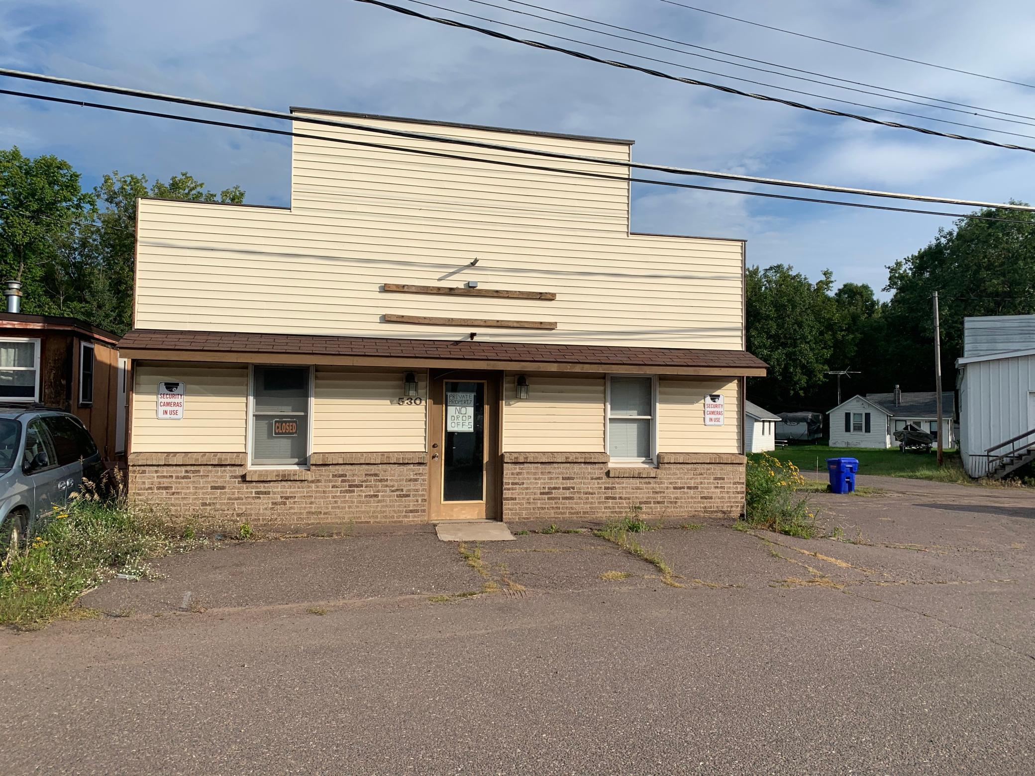 530 Industrial Road Property Photo - Moose Lake, MN real estate listing
