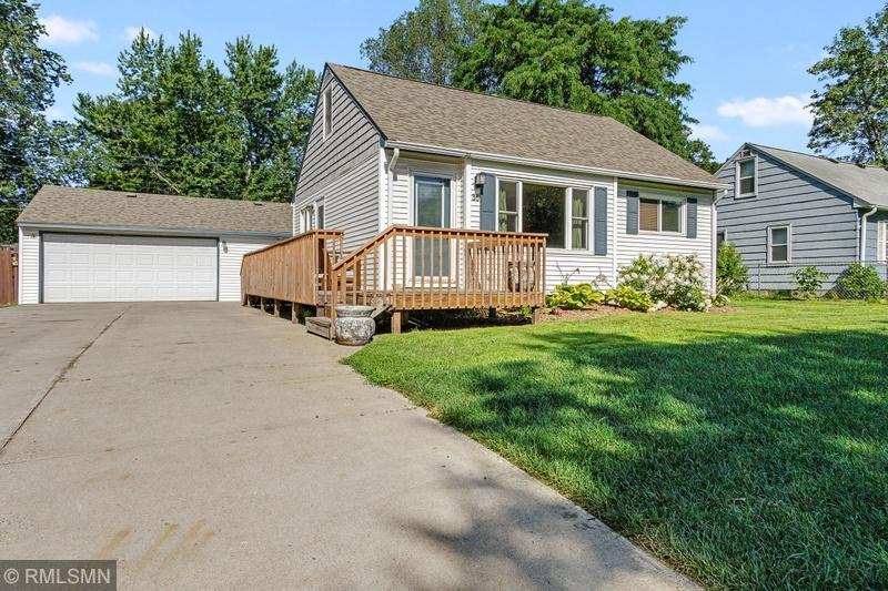35 Center Road Property Photo - Circle Pines, MN real estate listing