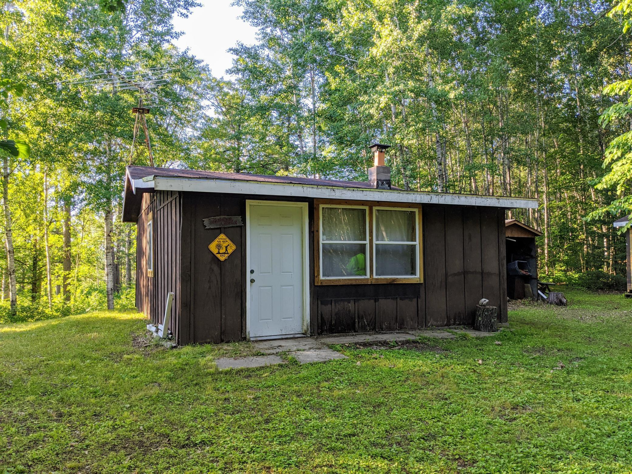 XX Dailey Lake Road Property Photo - Kettle River Twp, MN real estate listing