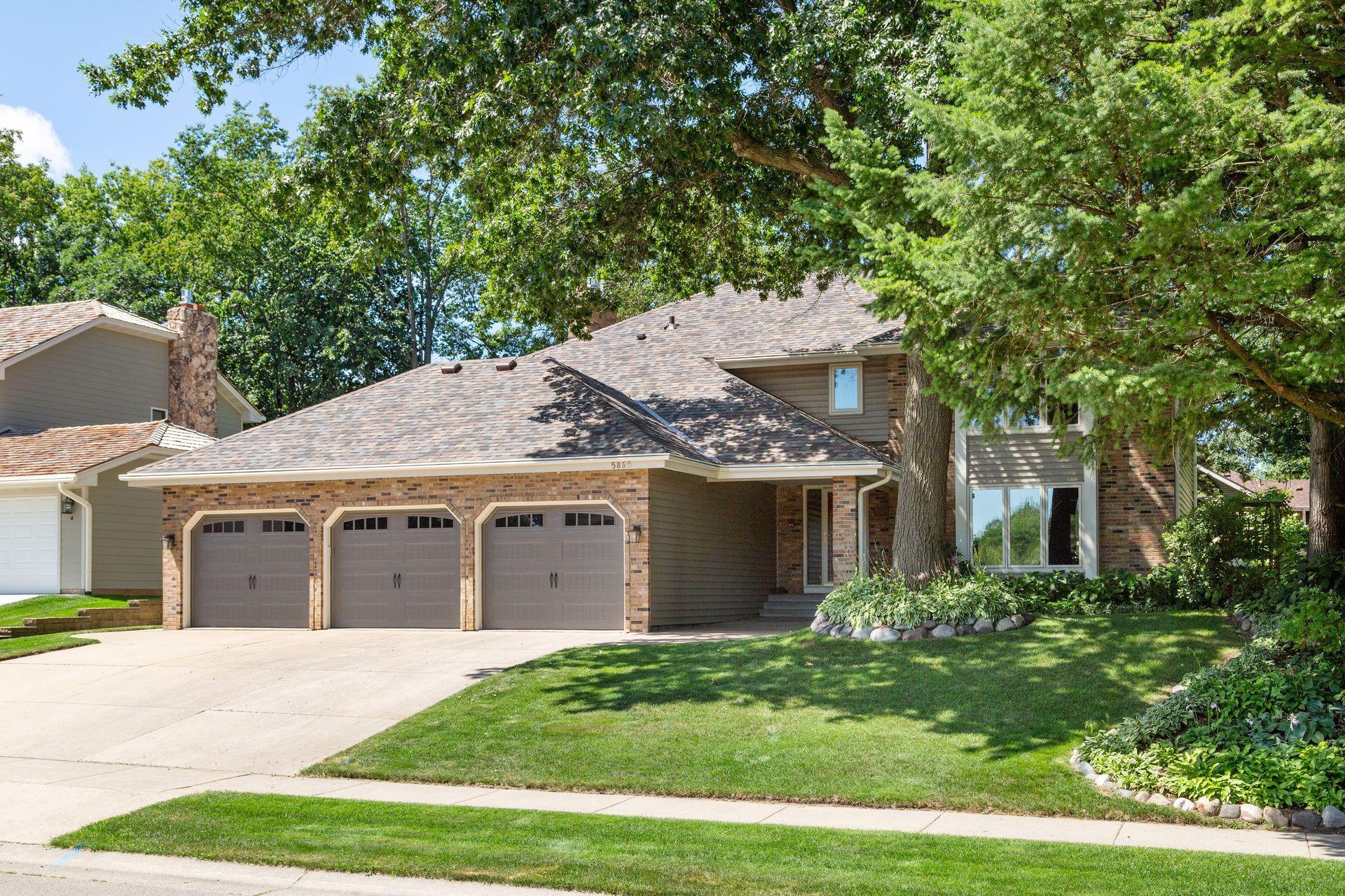 5865 Royal Oaks Drive Property Photo - Shoreview, MN real estate listing