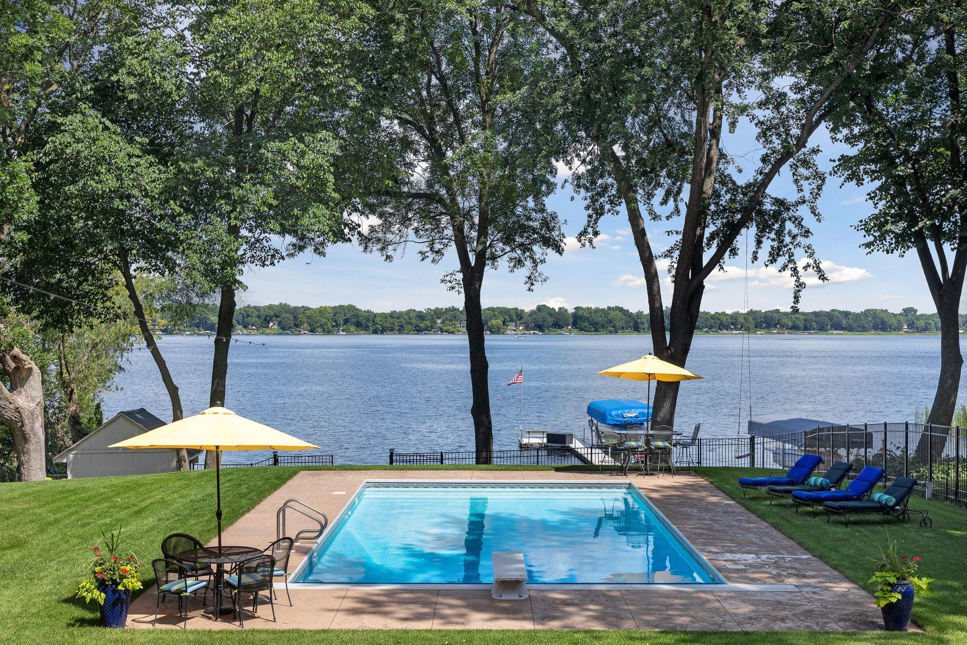 2181 S Shore Boulevard Property Photo - White Bear Lake, MN real estate listing