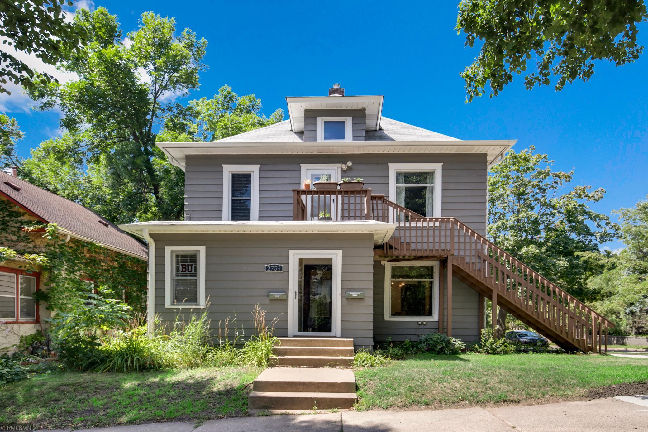 2754 Pierce Street NE Property Photo - Minneapolis, MN real estate listing