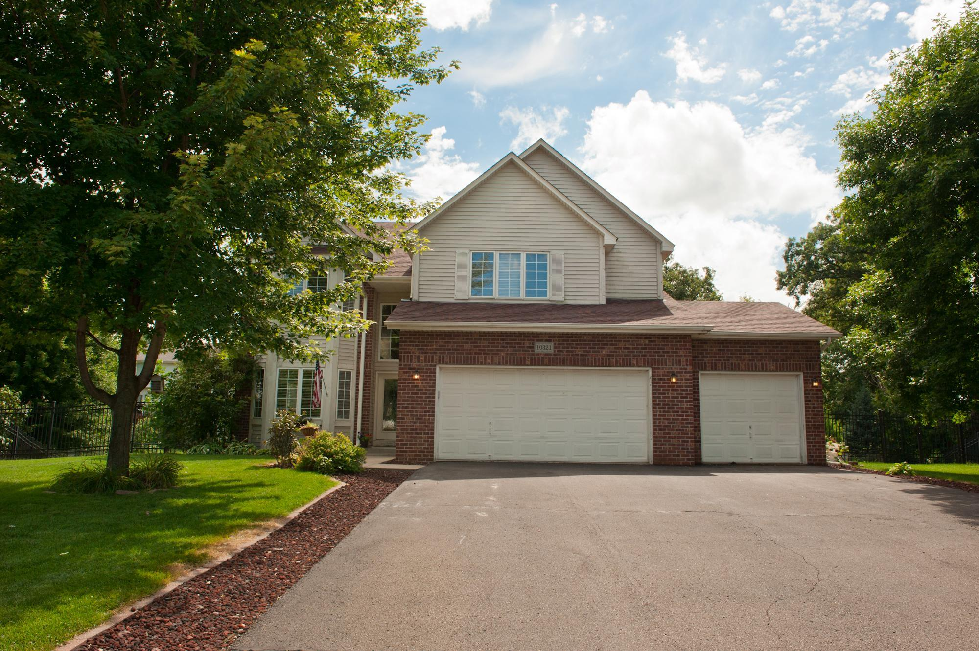 10321 Oakridge Place Property Photo - Elko New Market, MN real estate listing