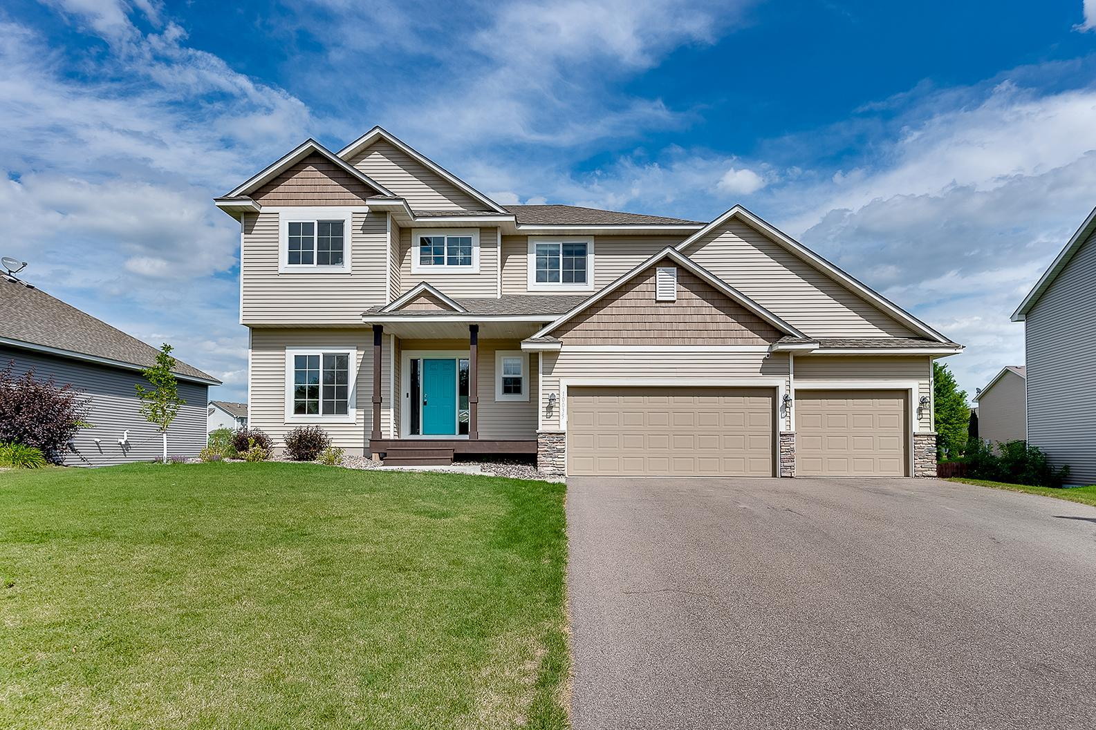 10035 Ponds Way Property Photo - Elko New Market, MN real estate listing
