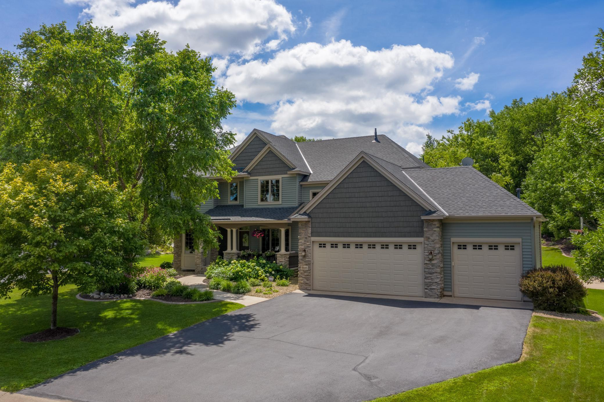 10645 Shady Oak Court N Property Photo - Champlin, MN real estate listing