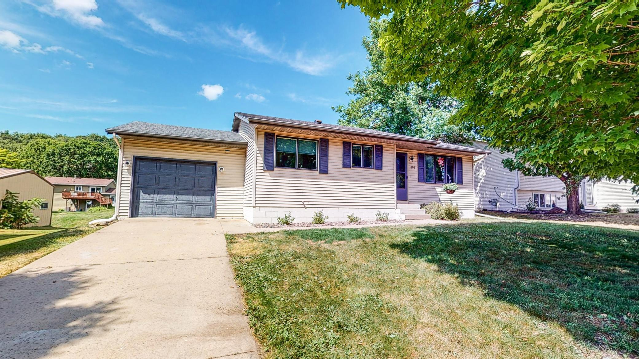 606 James Street NE Property Photo - Chatfield, MN real estate listing