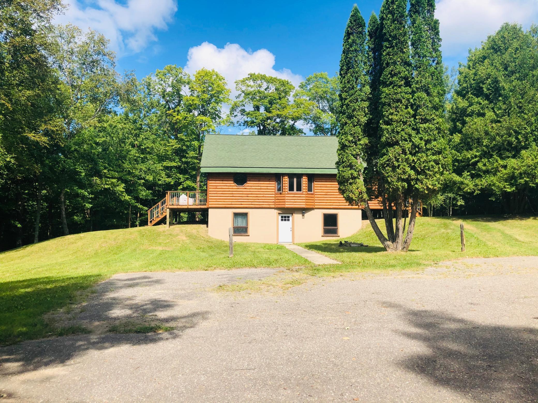 39102 Horseshoe Lake Road Property Photo - Bigfork, MN real estate listing
