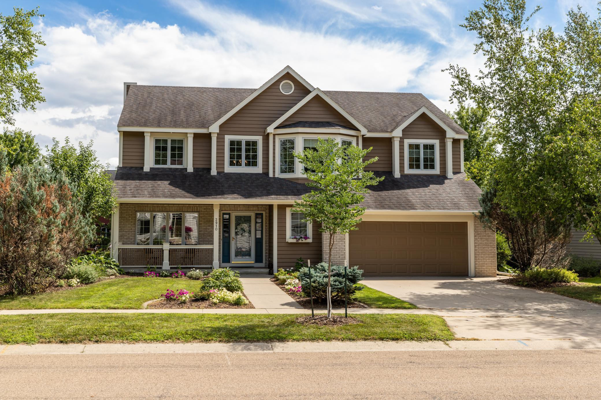 2910 Stonegate Court SW Property Photo - Rochester, MN real estate listing