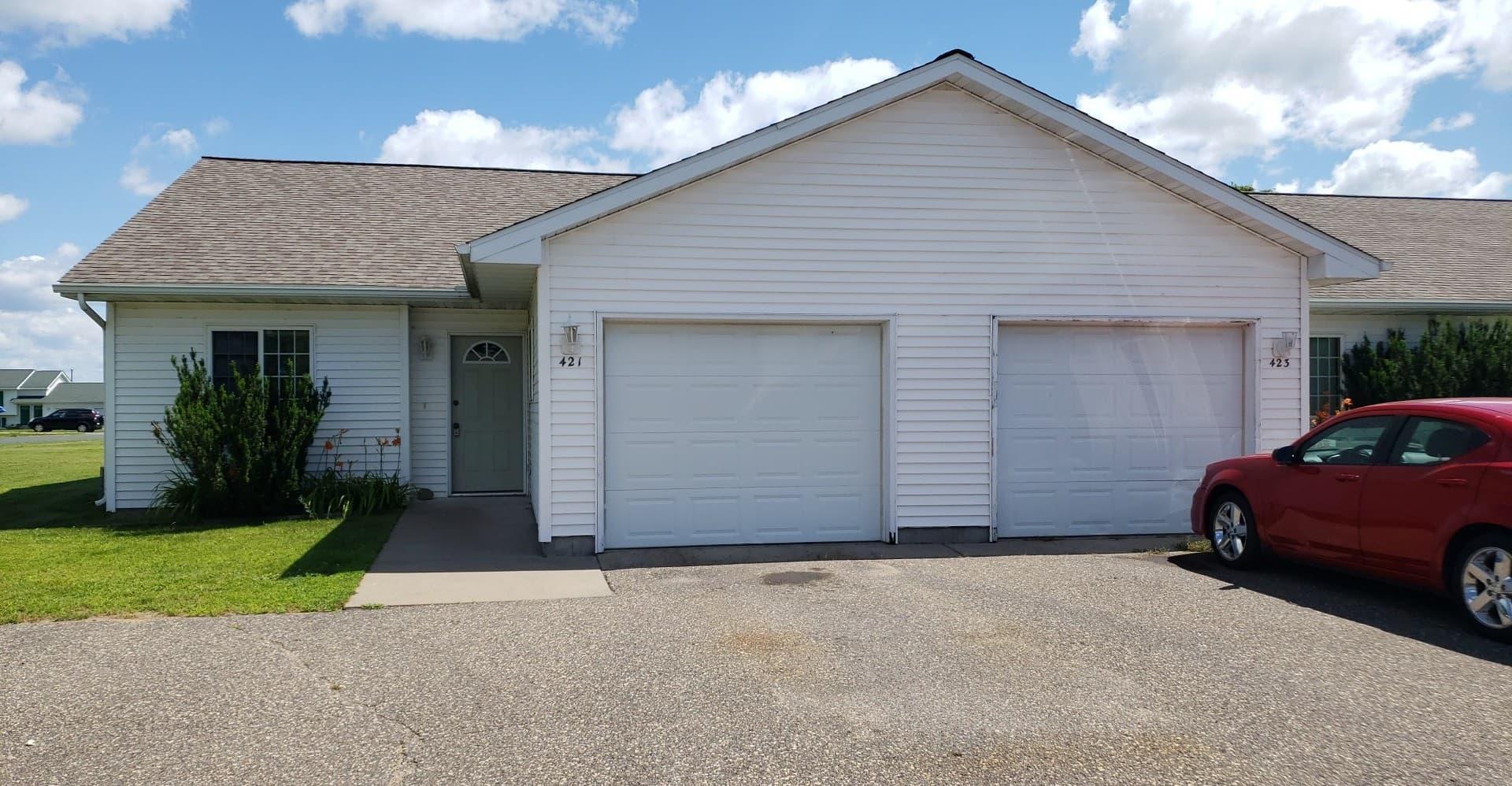 401 thru 407 Sara Avenue Property Photo - Star Prairie, WI real estate listing