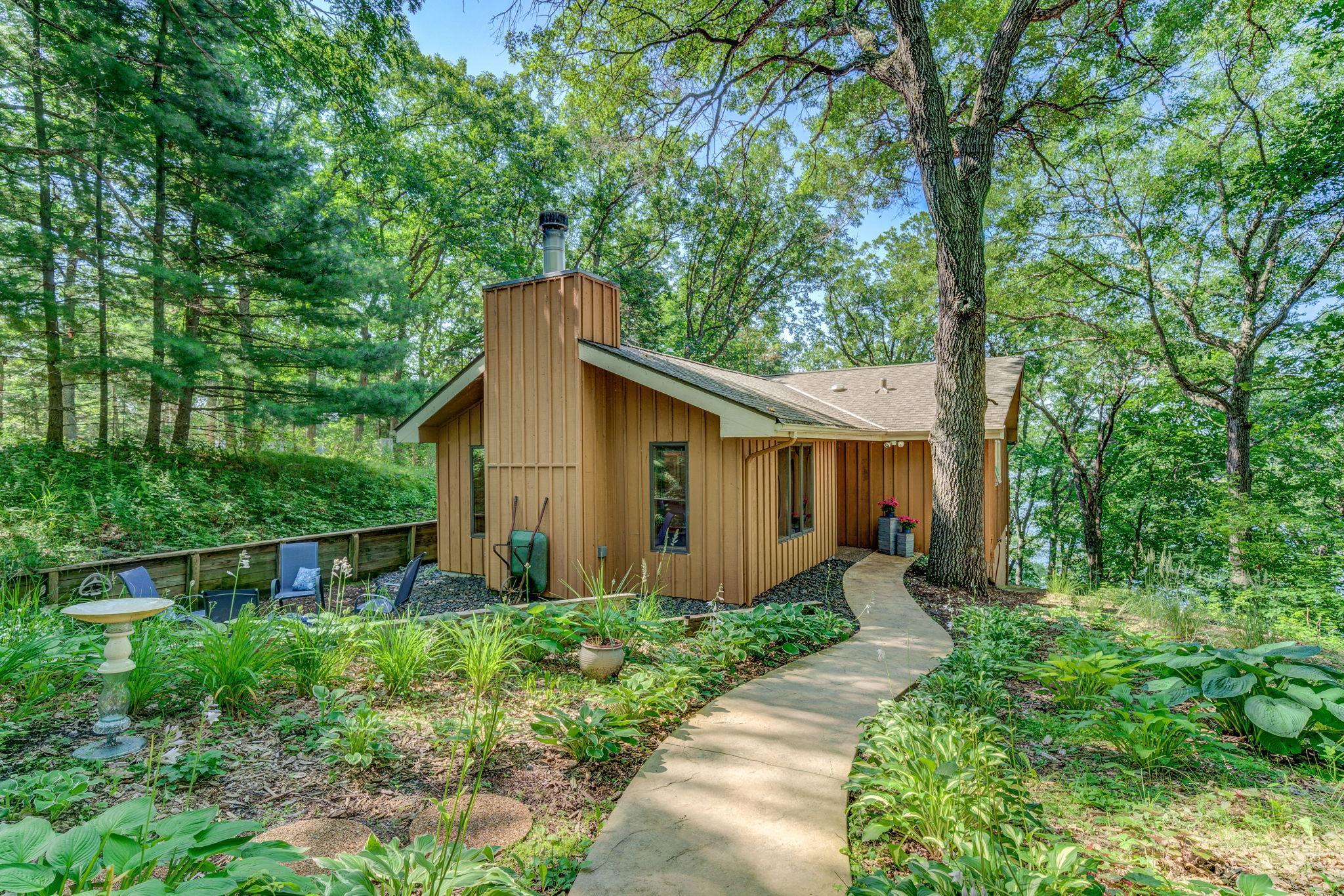 1846 Big Lake Drive Property Photo - Garfield Twp, WI real estate listing