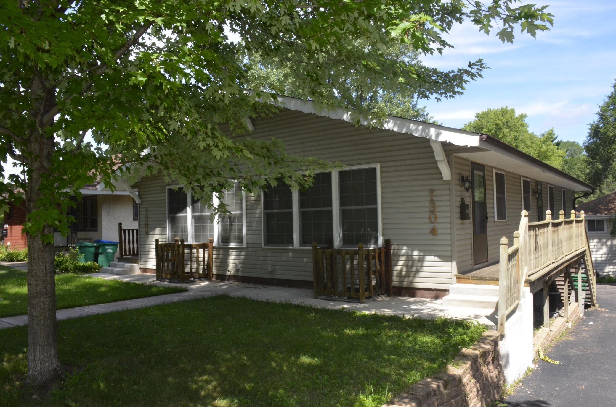 7304/7306 Minnetonka Boulevard Property Photo - Saint Louis Park, MN real estate listing