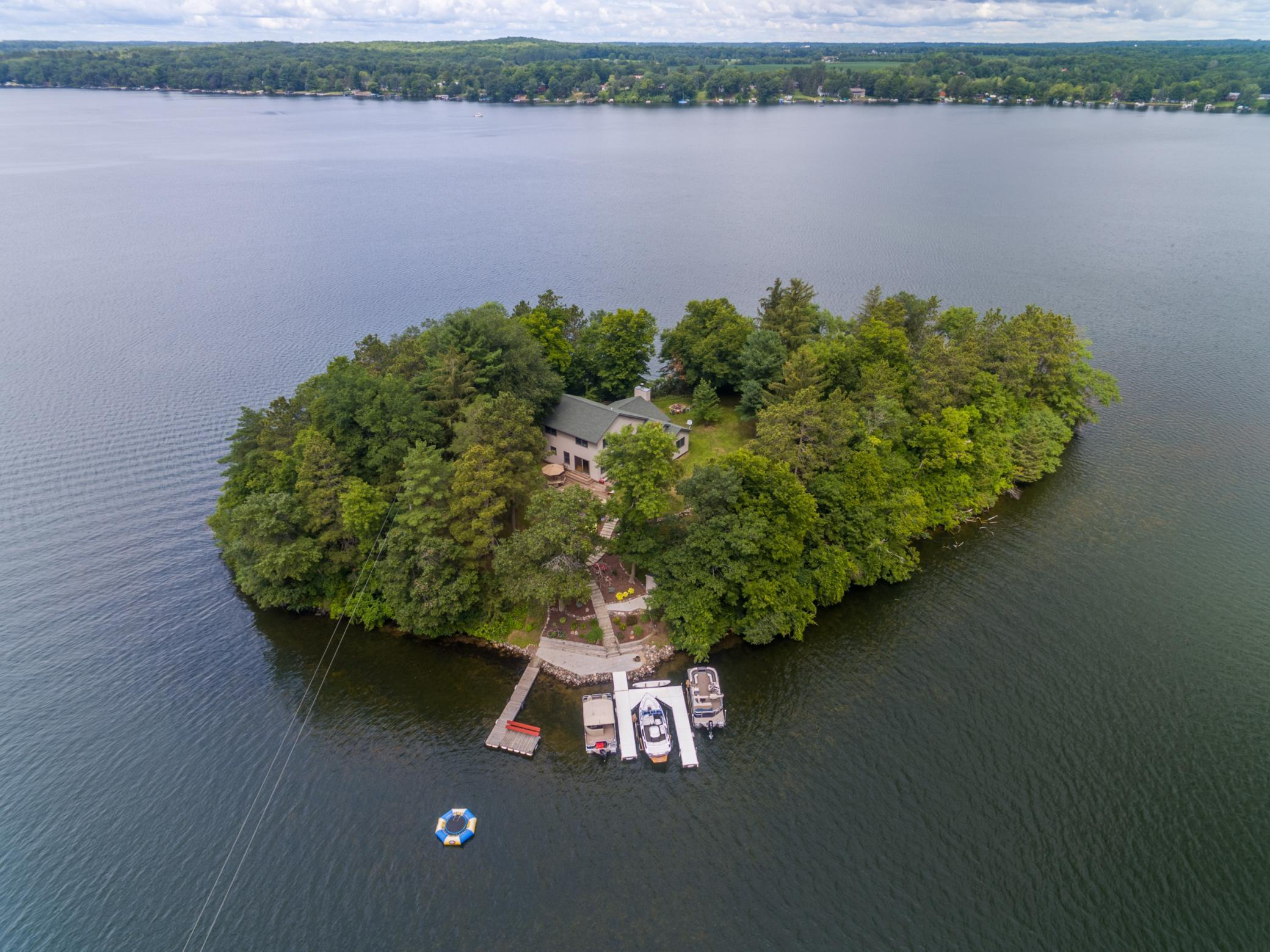 8 Cedar Island Property Photo - Balsam Lake, WI real estate listing