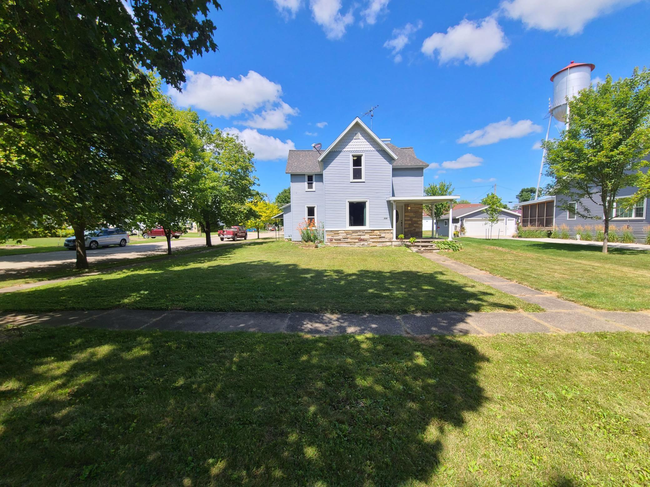 316 Irvin Street Property Photo - West Concord, MN real estate listing