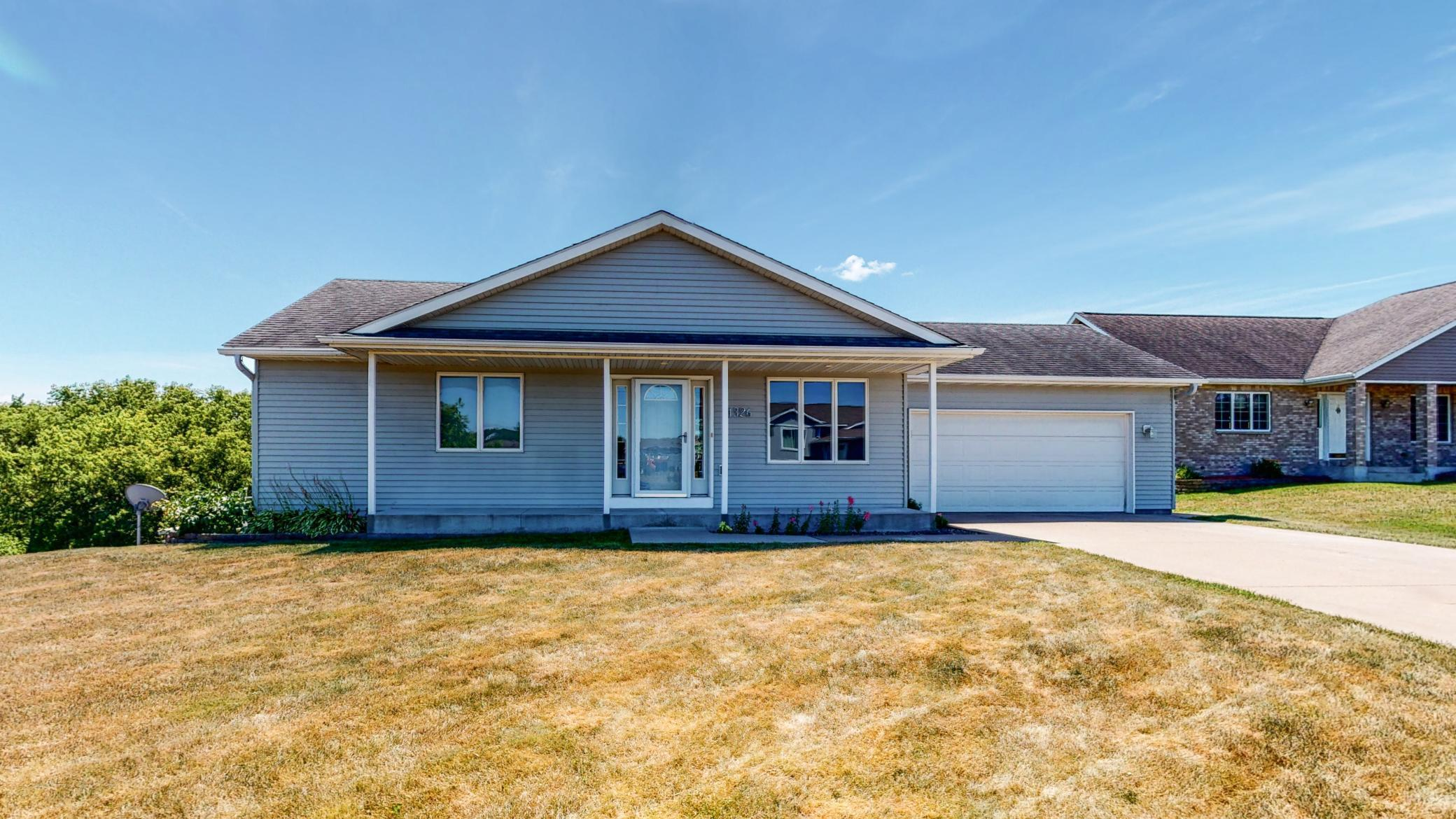 1326 Lone Stone Court SE Property Photo - Chatfield, MN real estate listing