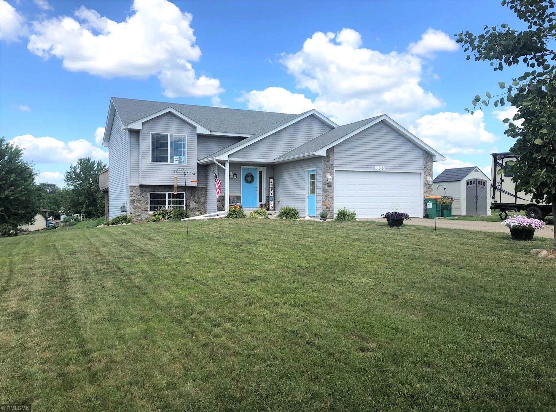 105 Summit Avenue Property Photo - Dassel, MN real estate listing