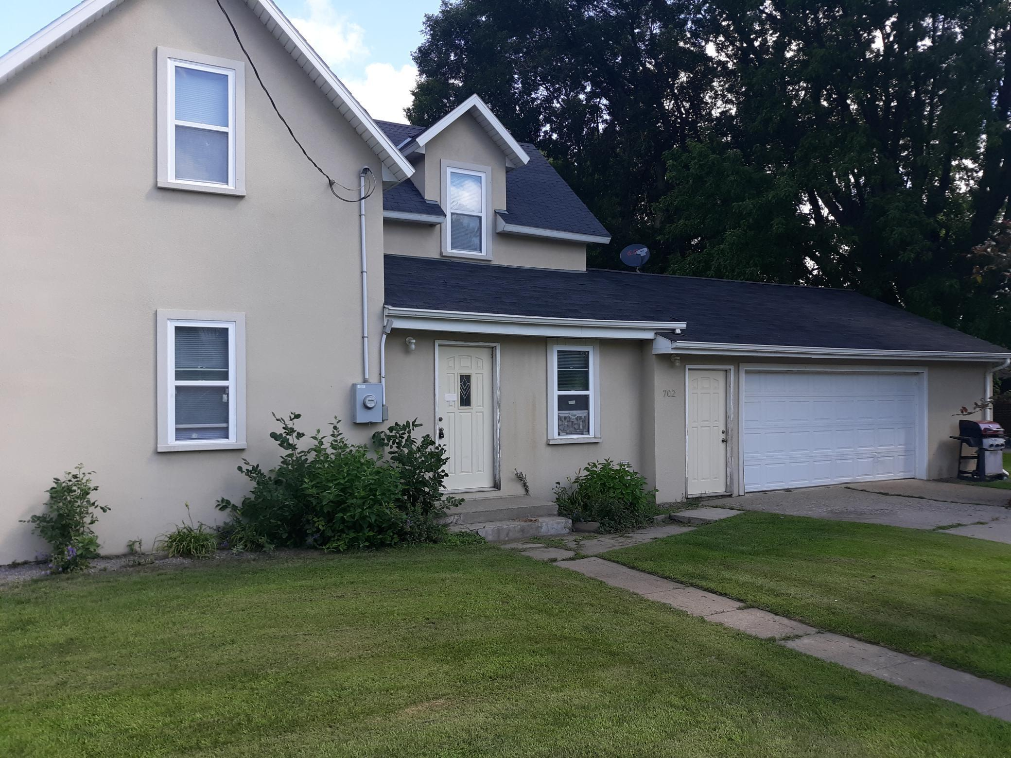 702 1st Avenue Property Photo - Elrosa, MN real estate listing