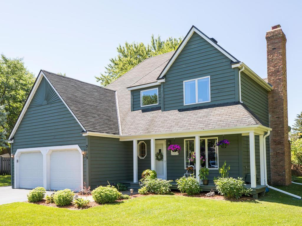 5115 Oakview Lane N Property Photo - Plymouth, MN real estate listing