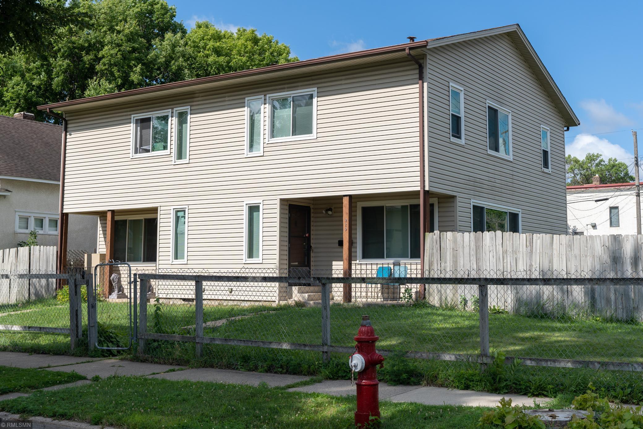927-929 Newton Avenue N Property Photo - Minneapolis, MN real estate listing