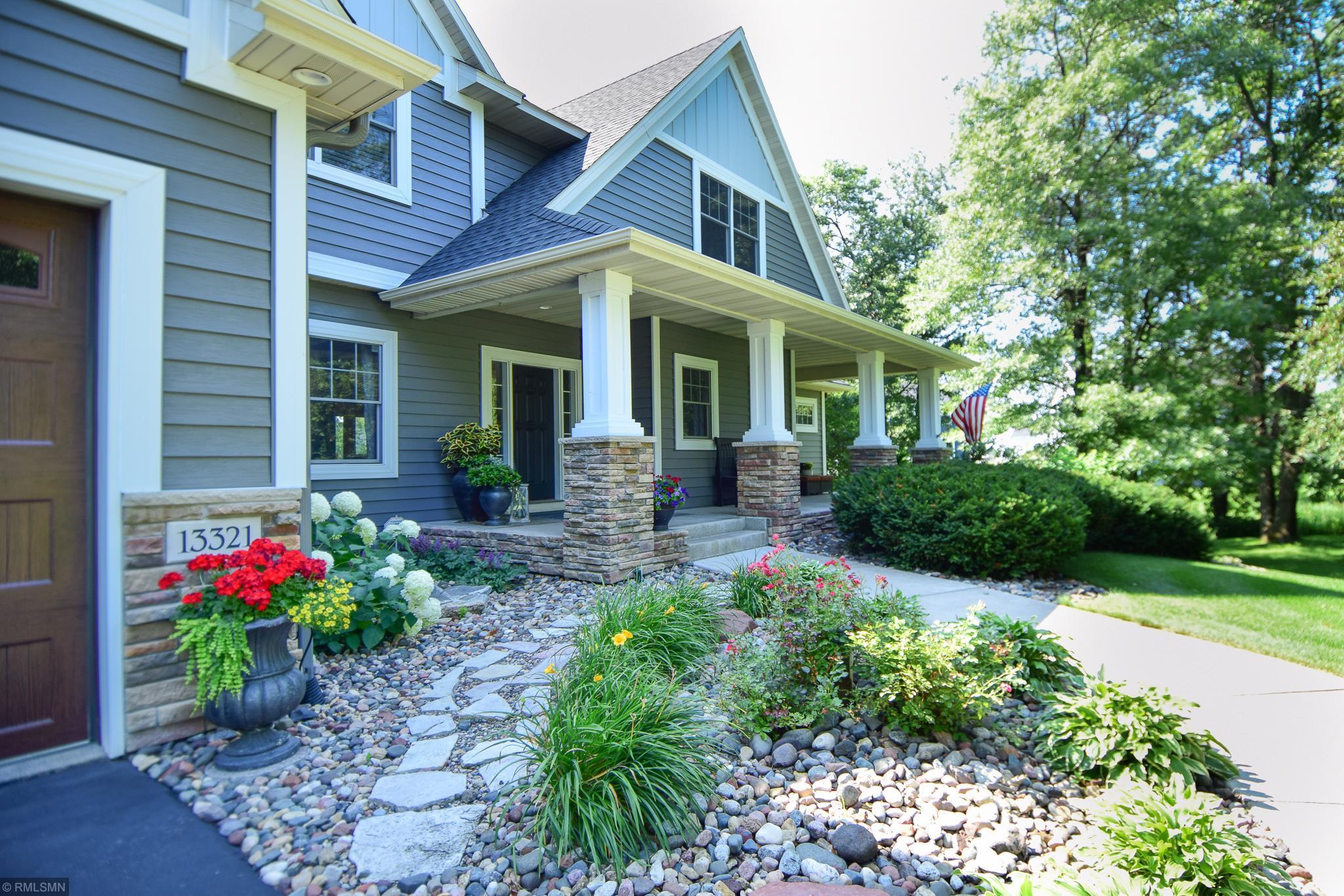 13321 Coral Sea Street NE Property Photo - Ham Lake, MN real estate listing