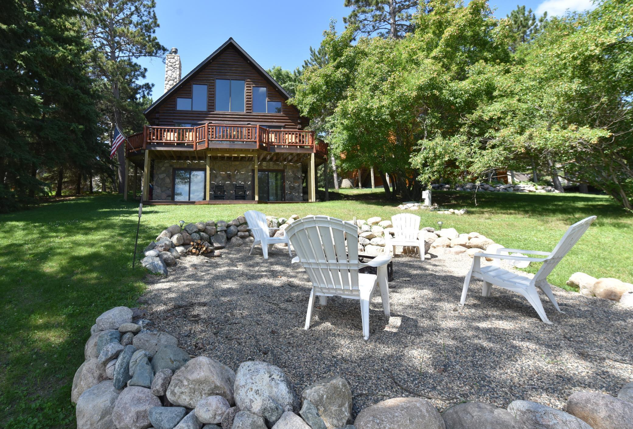 14556 Chippewa Trail Property Photo - Park Rapids, MN real estate listing