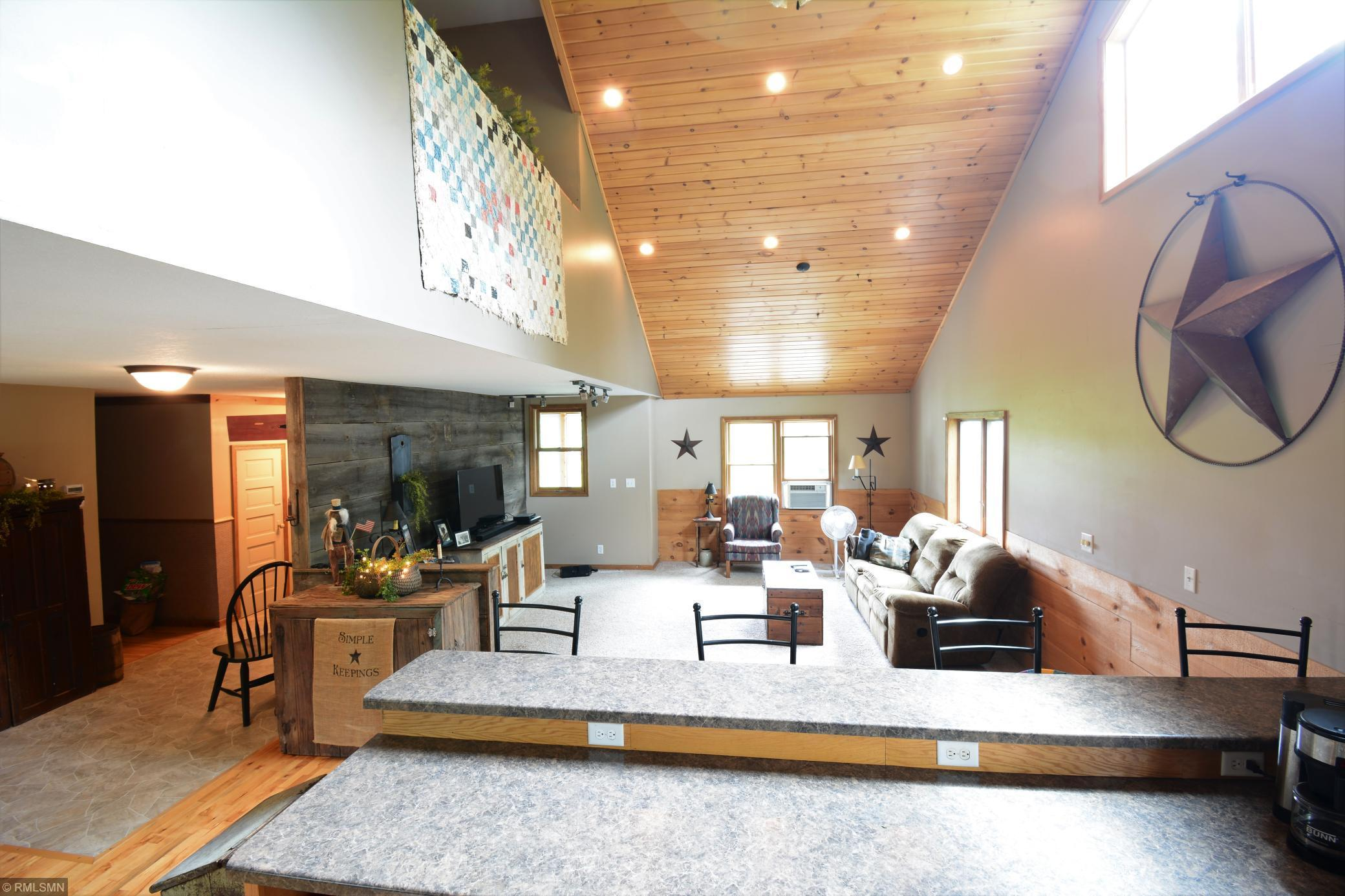 23694 Range Line Road Property Photo - Siren, WI real estate listing