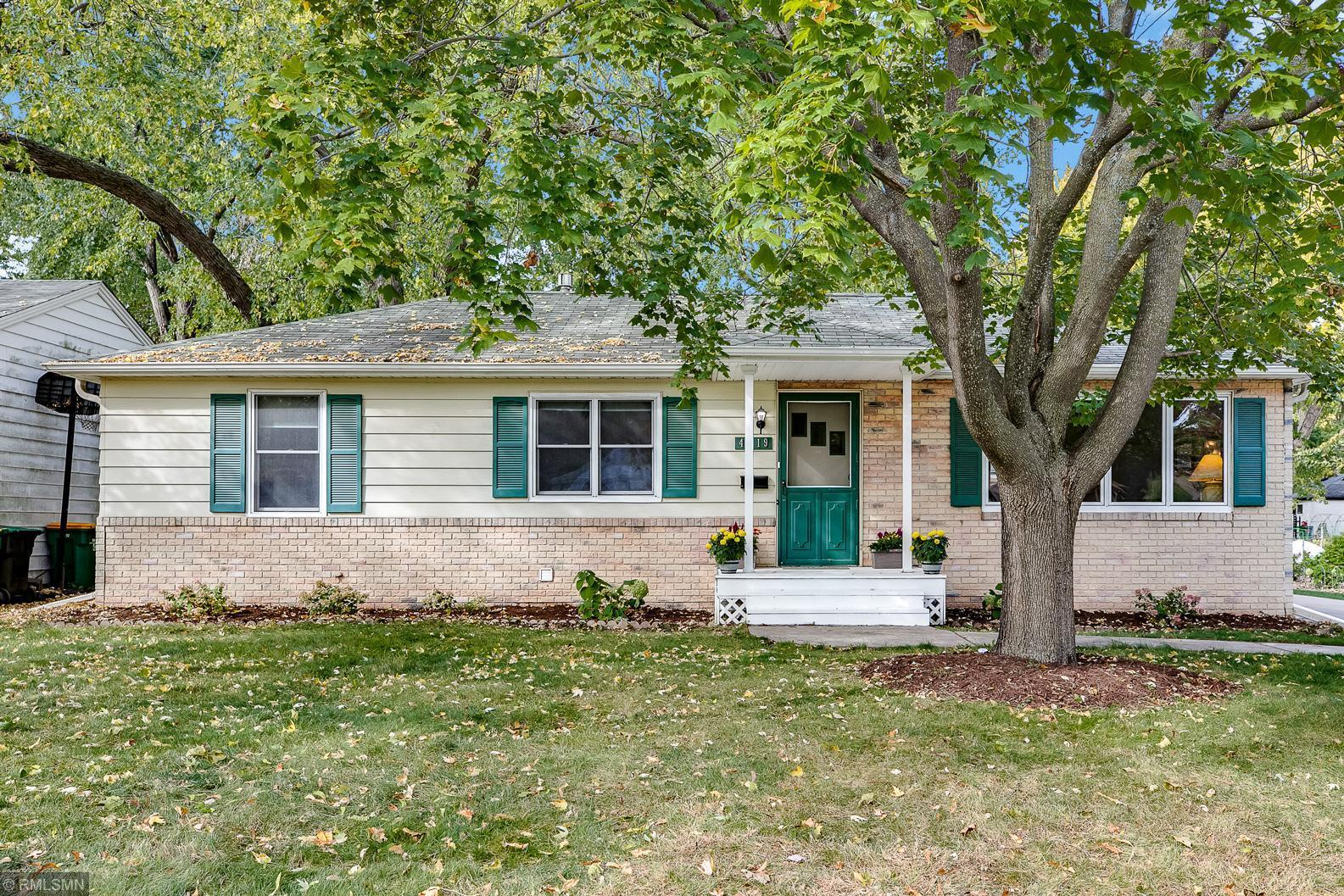 4319 Florida Avenue N Property Photo - Crystal, MN real estate listing