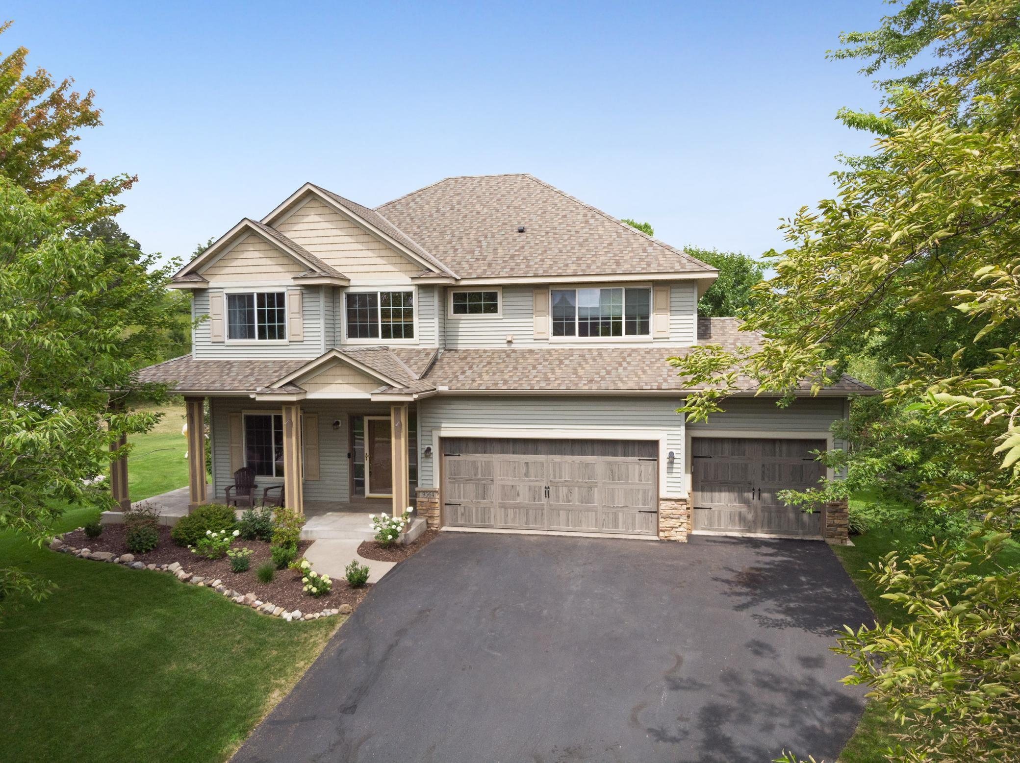 9564 Pheasant Crossing Property Photo - Minnetrista, MN real estate listing