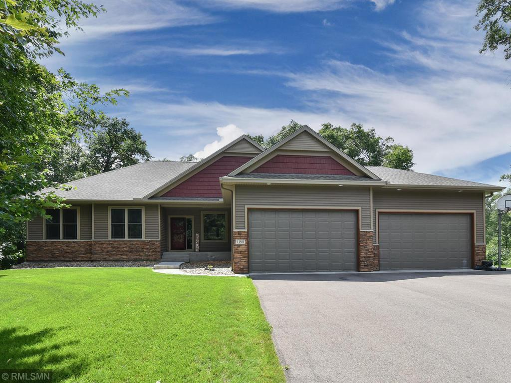 1150 239th Lane NW Property Photo - Saint Francis, MN real estate listing