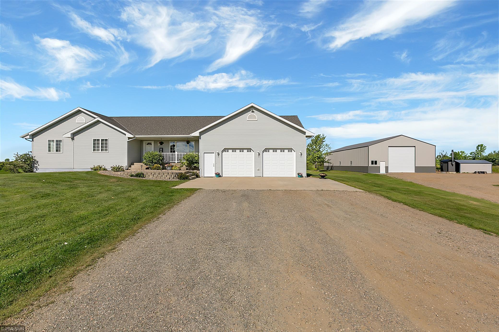 14633 95th Avenue NE Property Photo - Foley, MN real estate listing