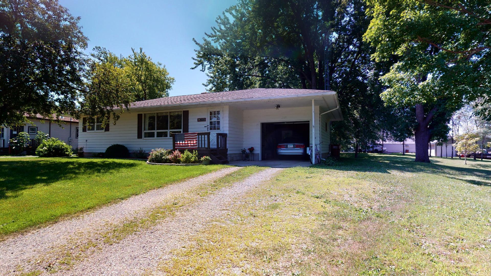 509 Park Street Property Photo - Freeborn, MN real estate listing