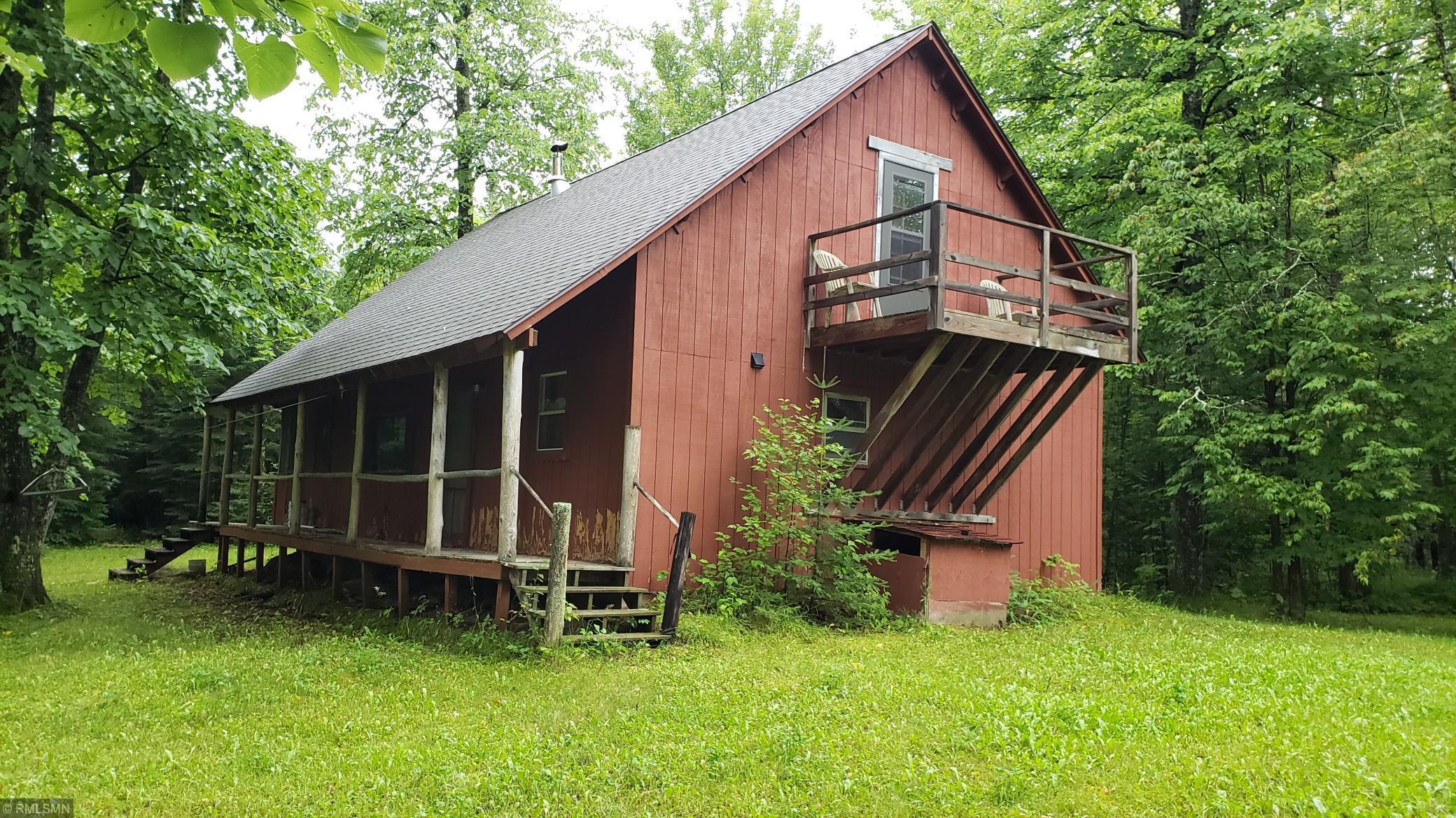 51365 Big Too Much Lake Road Property Photo - Bigfork, MN real estate listing