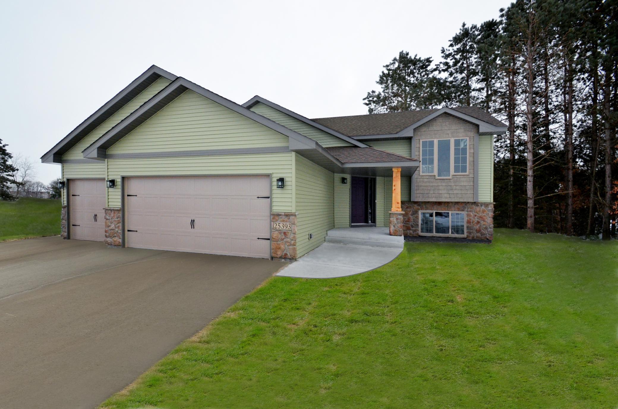 26959 Sierra Avenue Property Photo - Shafer, MN real estate listing