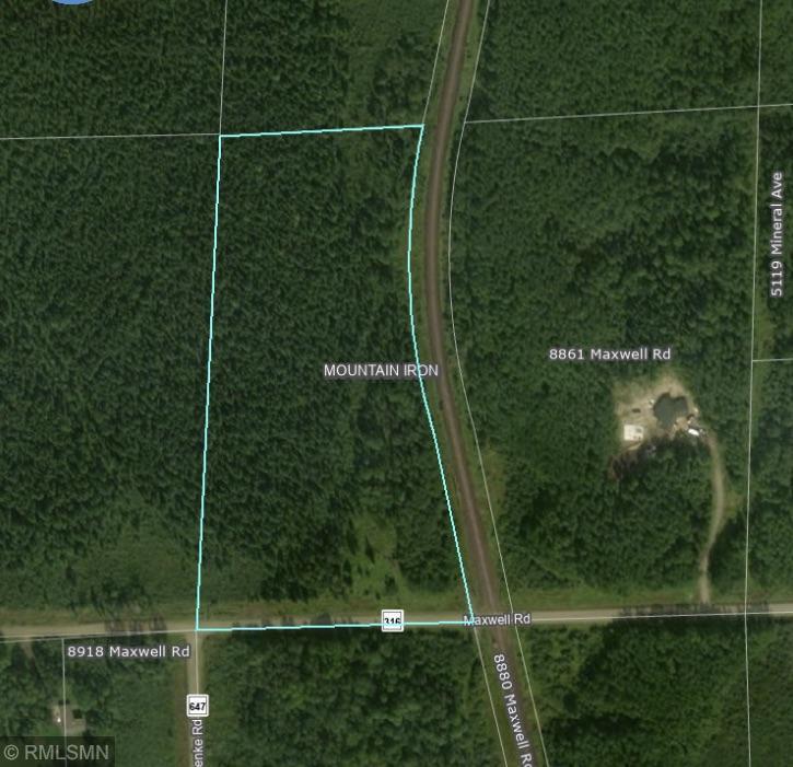 TBD Maxwell Rd Property Photo - Mountain Iron, MN real estate listing