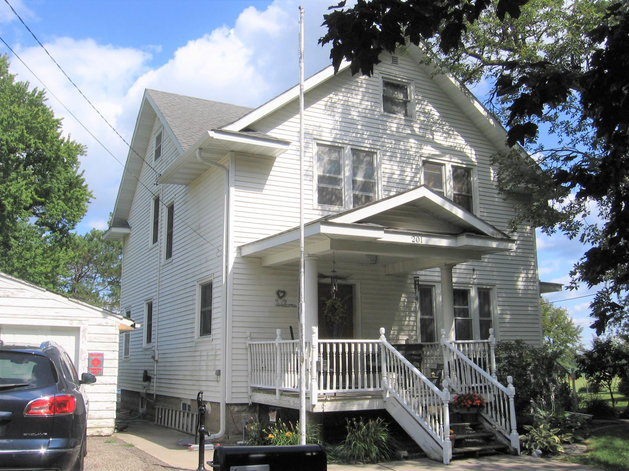 201 4th Street Property Photo - Lyle, MN real estate listing