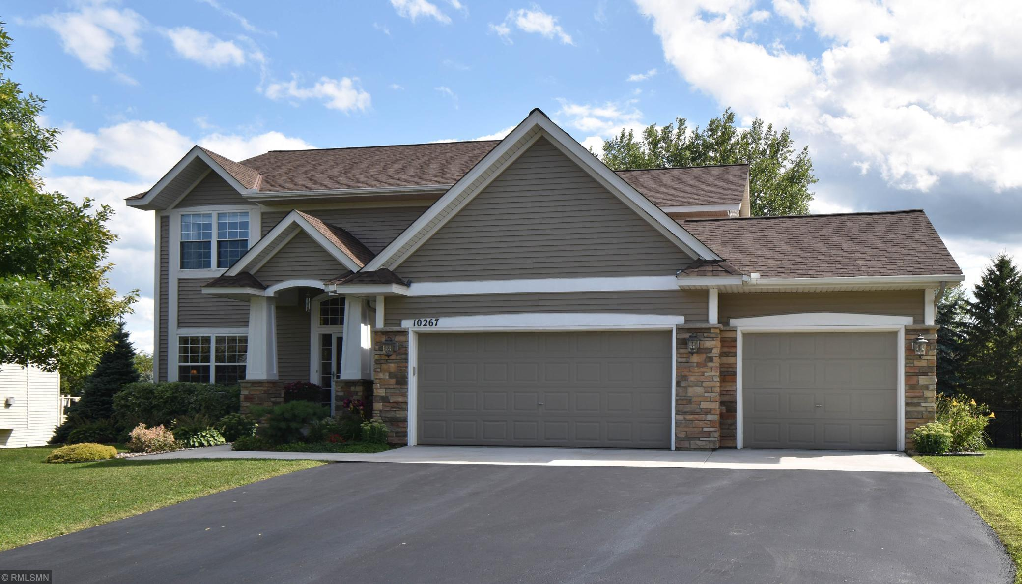 10267 Ponds Way Property Photo - Elko New Market, MN real estate listing