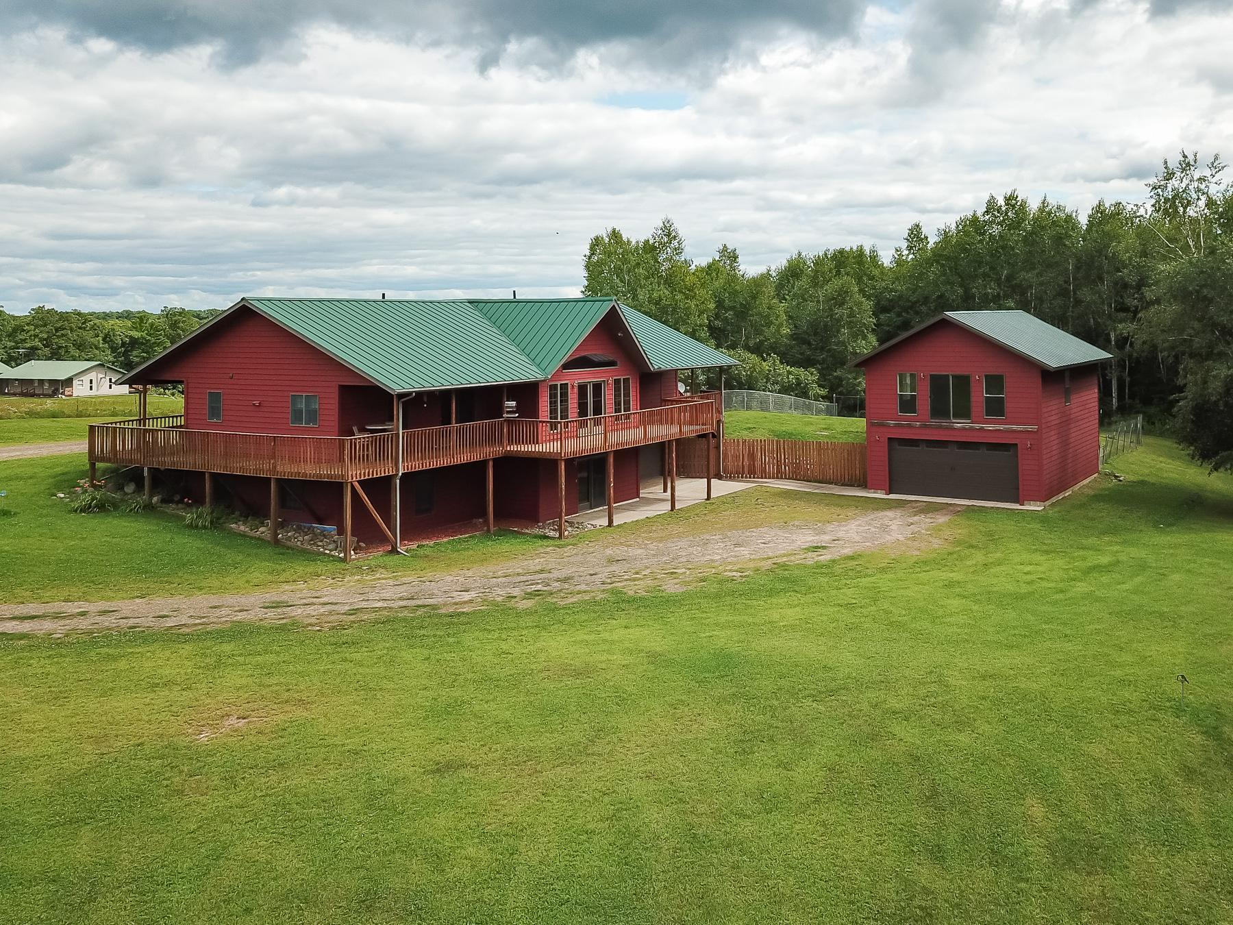 744 267th Avenue Property Photo - Frederic, WI real estate listing
